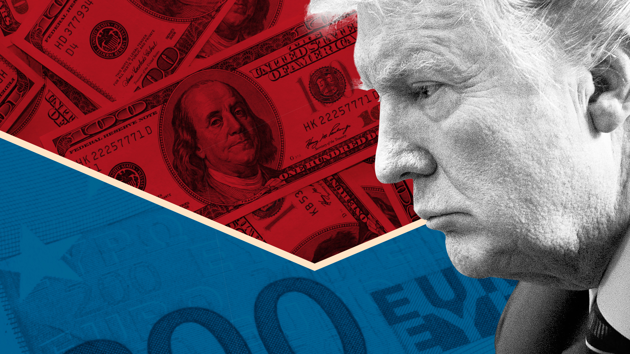 Dollar rallies sharply after Trump comments