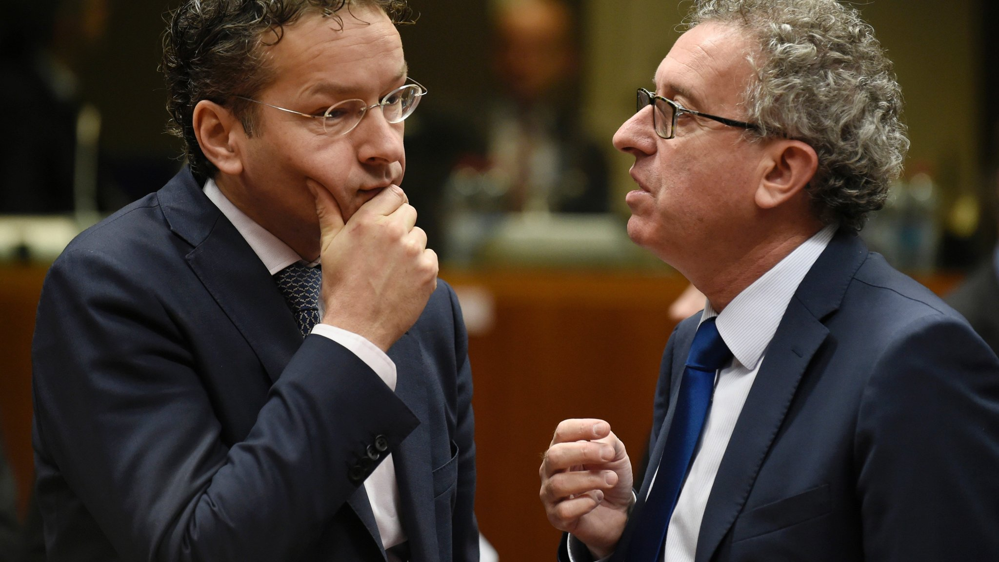 Pierre Gramegna Emerges As Early Eurogroup Frontrunner