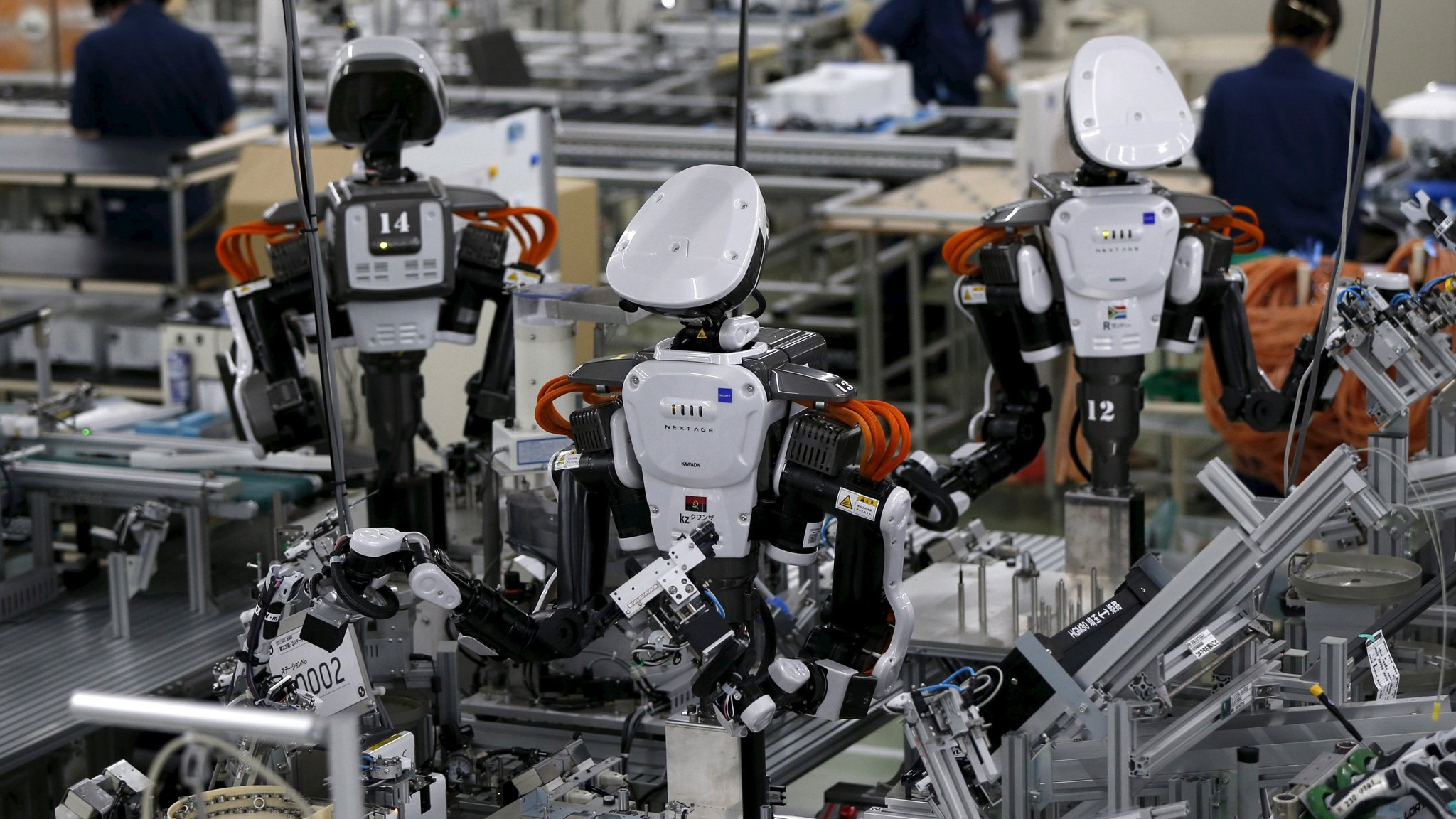 Should you invest in Japan's robotmakers?   Financial Times
