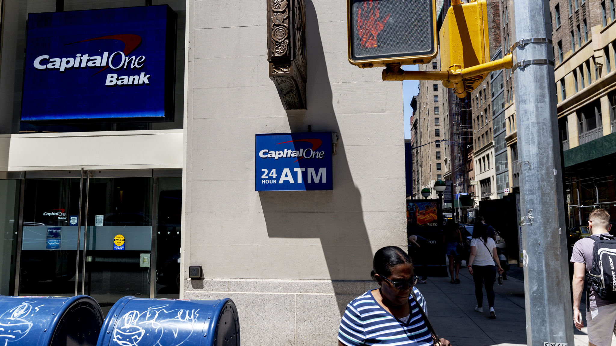 Capital One data breach affects 106m people   Financial Times