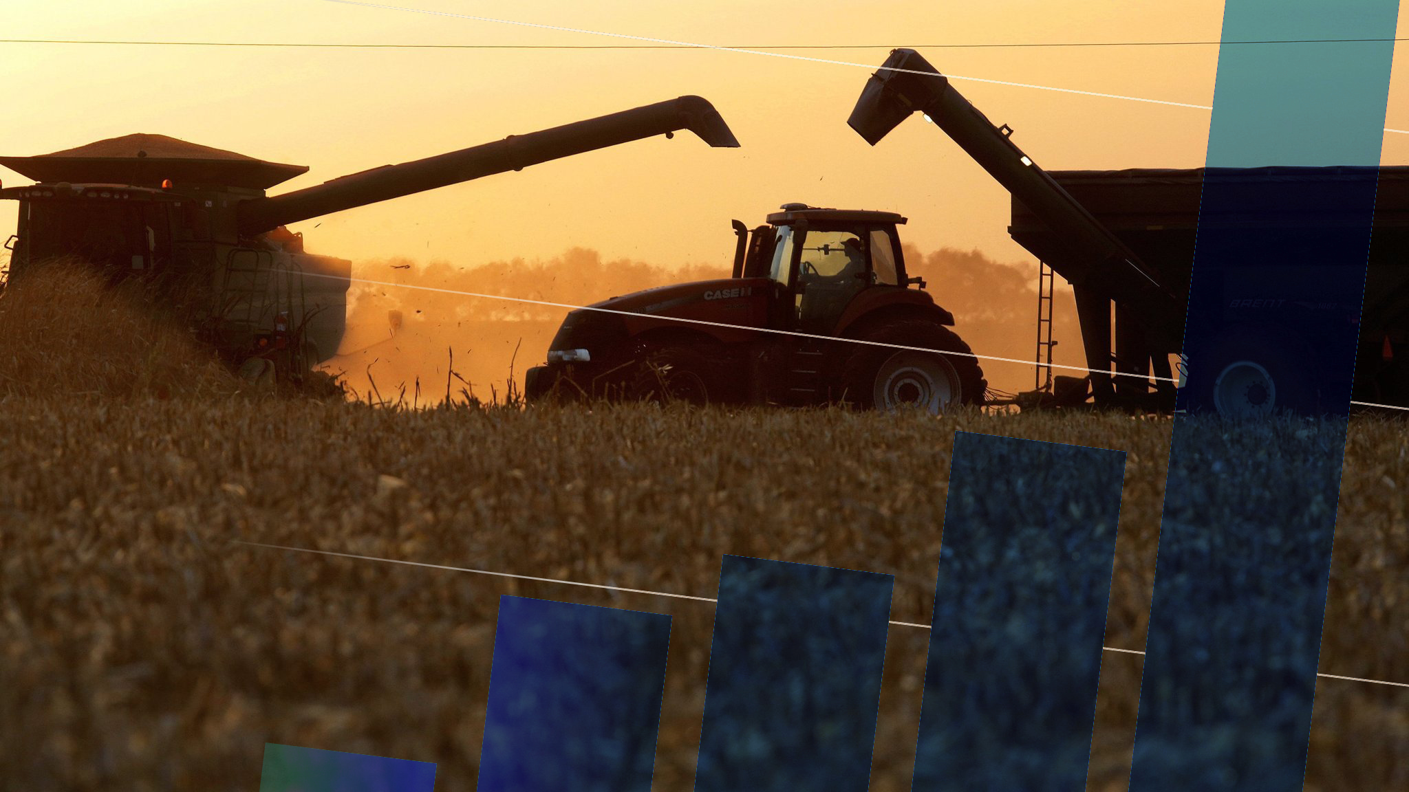 Ag tech fundraising doubles as farmers seek disruptive
