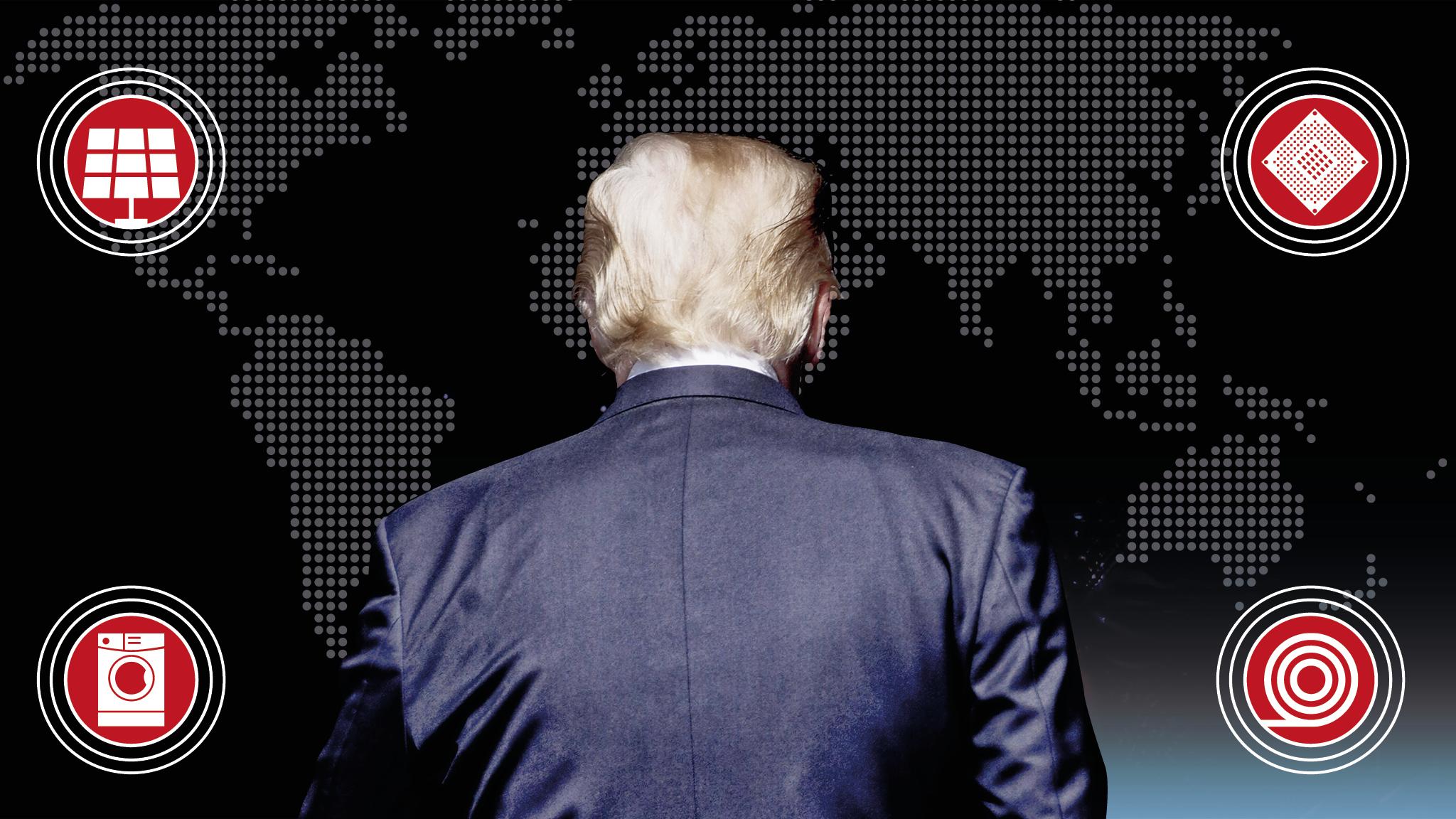 Trump agenda: has the president got America's back on trade?