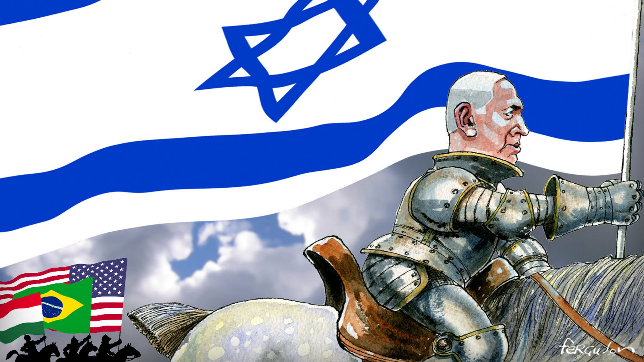 Why the new nationalists love Israel | Financial Times