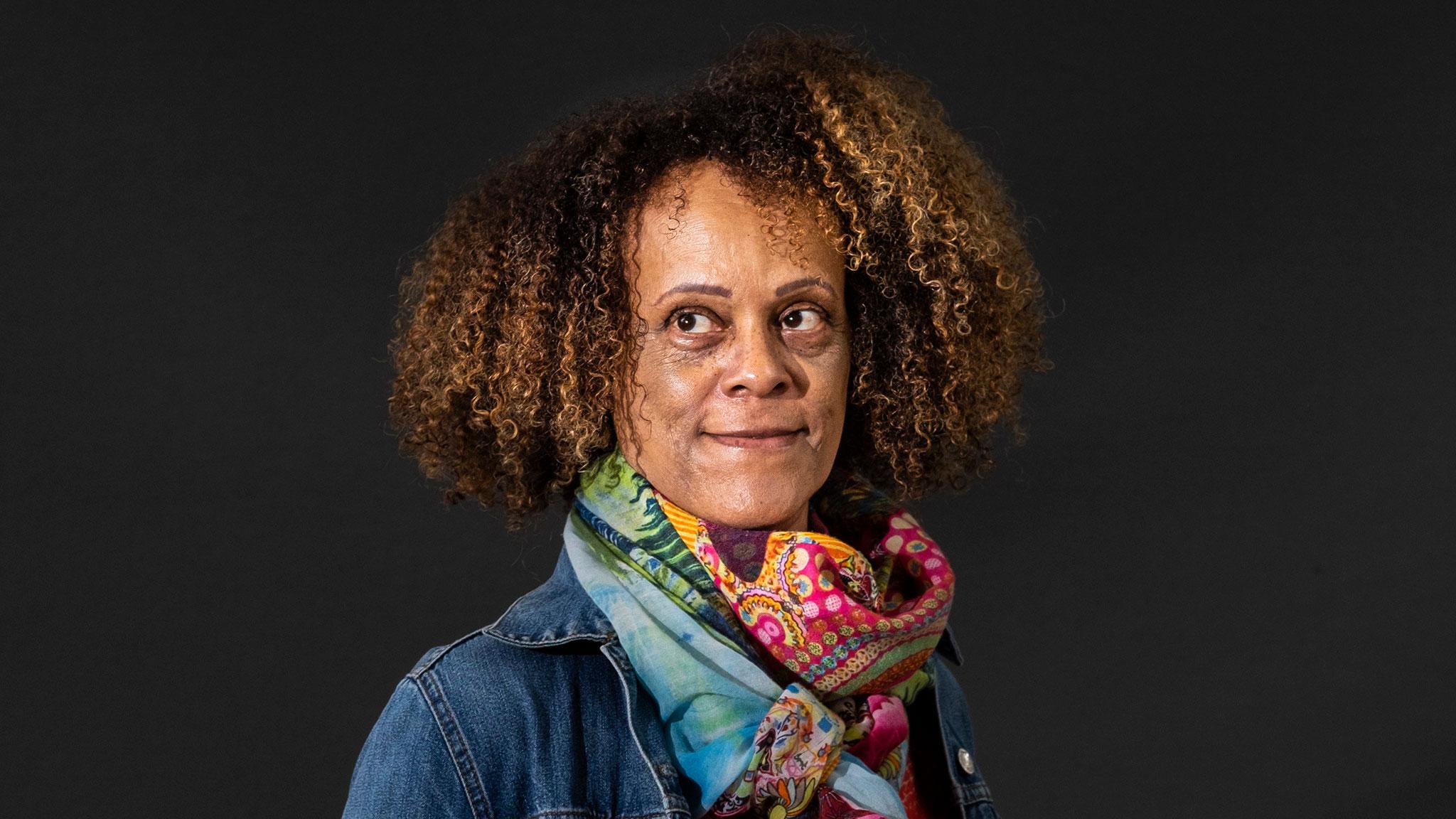 Booker winner Bernardine Evaristo: 'I've broken through...'