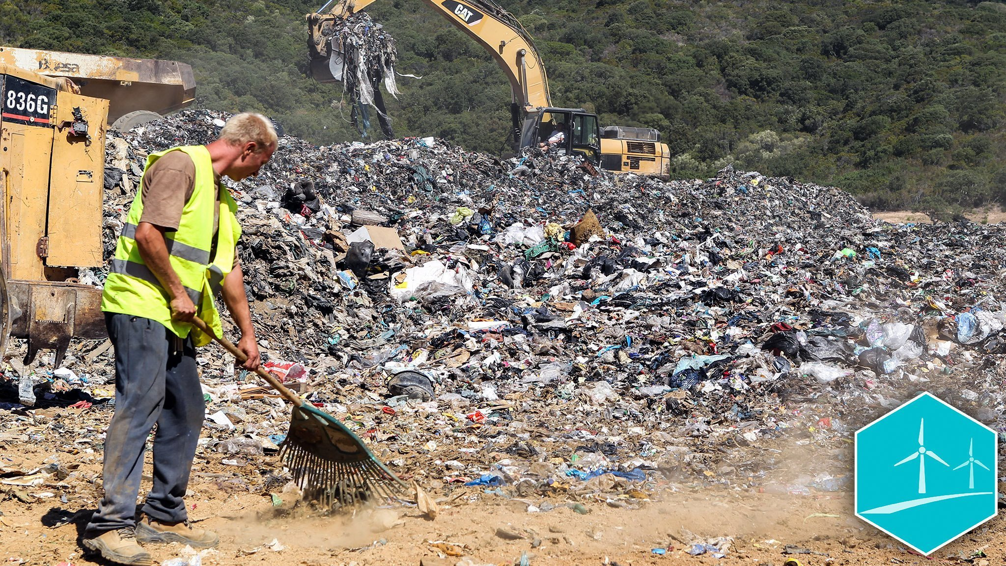 Europe's half a million landfill sites potentially worth a