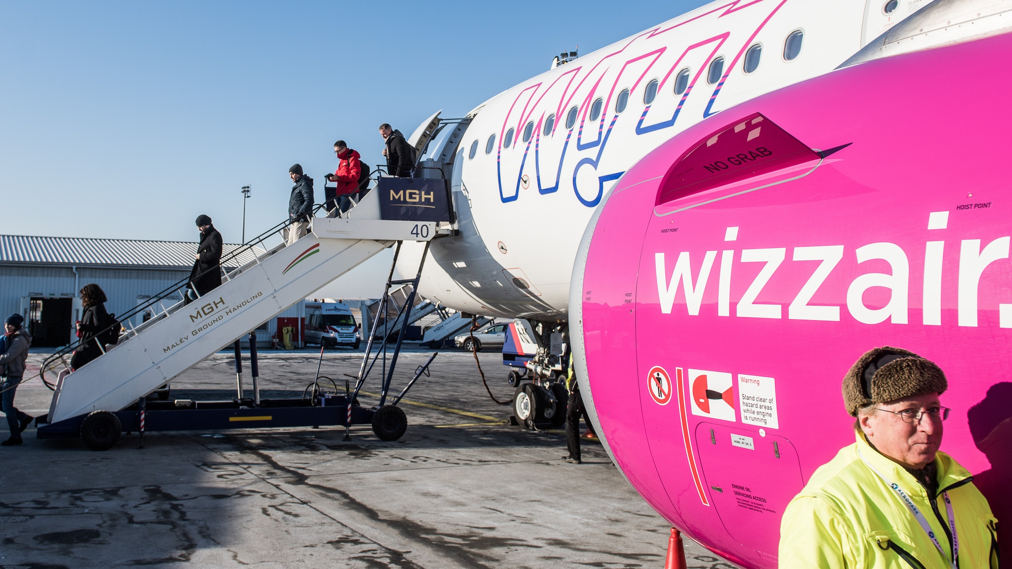 Wizz Air Boss Pledges To Grow Even Faster Despite Brexit Financial Times