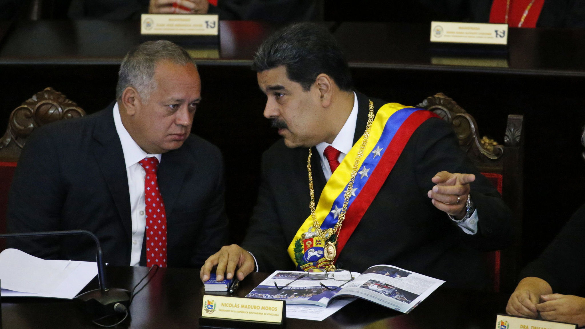 US senses breakthrough in Venezuela crisis