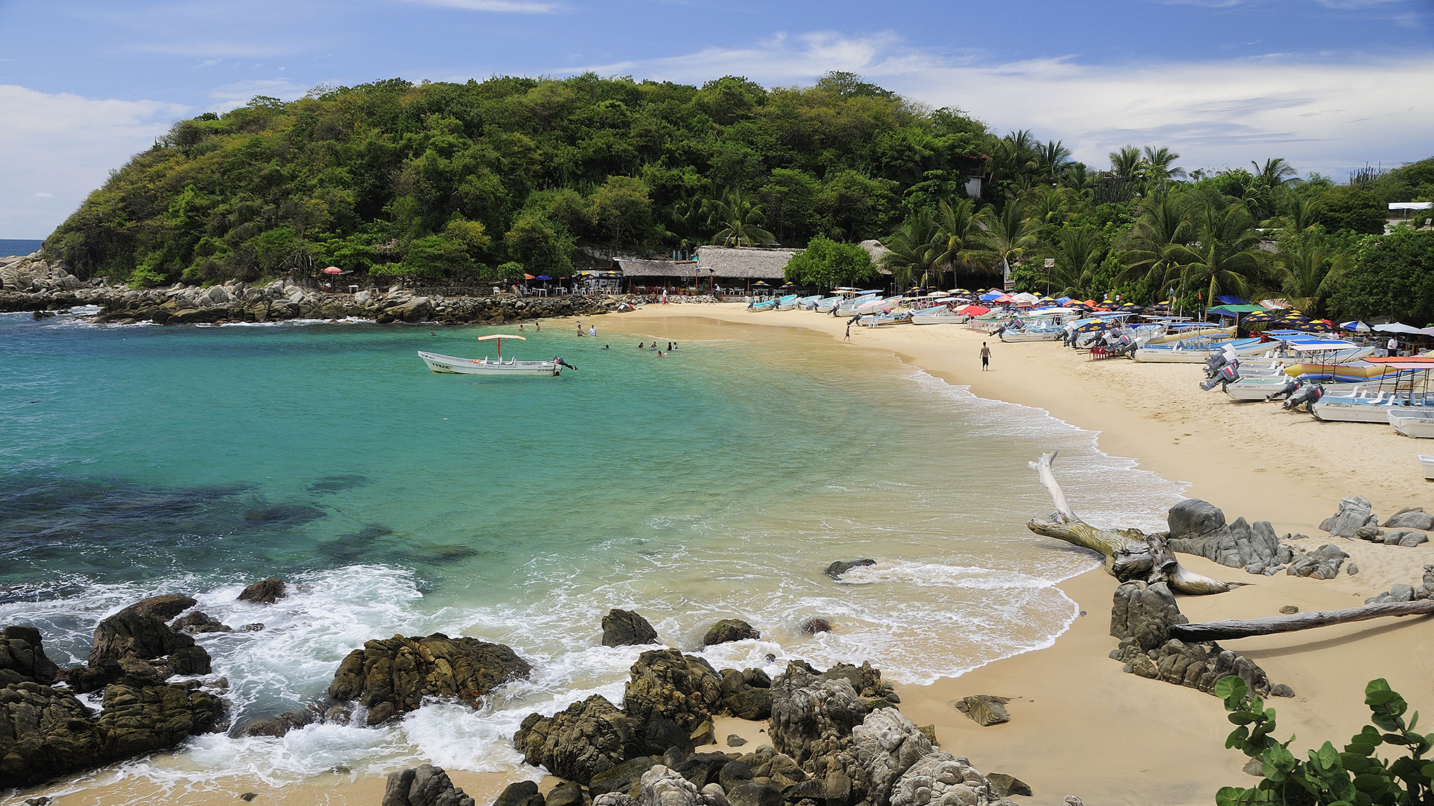 Puerto Escondido retains off-the-beaten-track charm | Financial Times