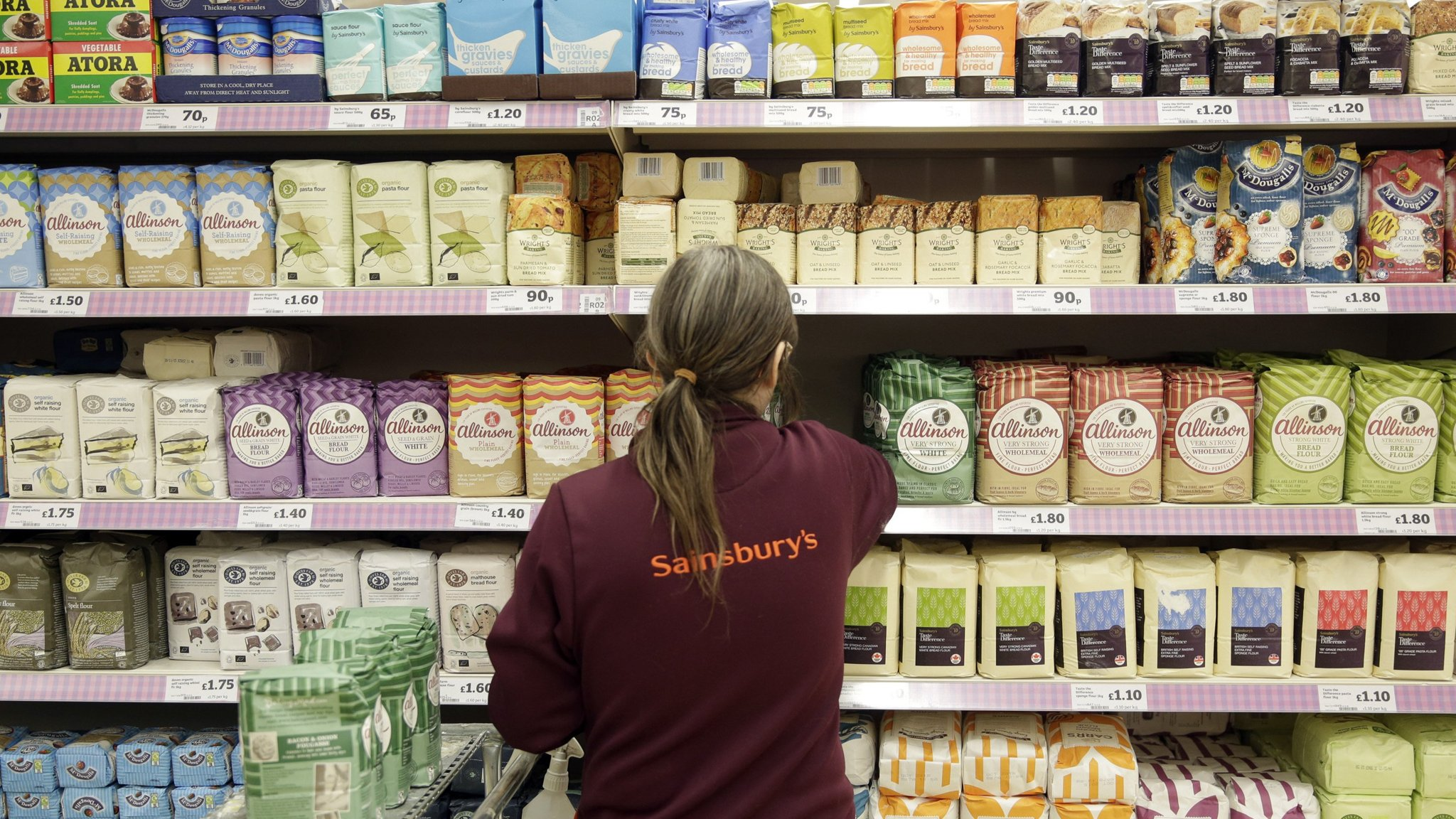 Sainsburys Warns No Deal Brexit Will Disrupt Food Supplies
