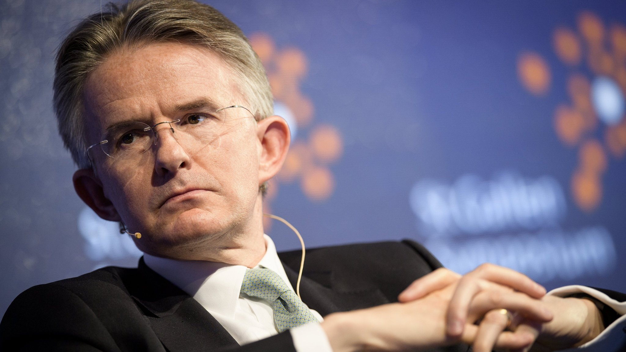 HSBC chief executive John Flint ousted after less than 18 months