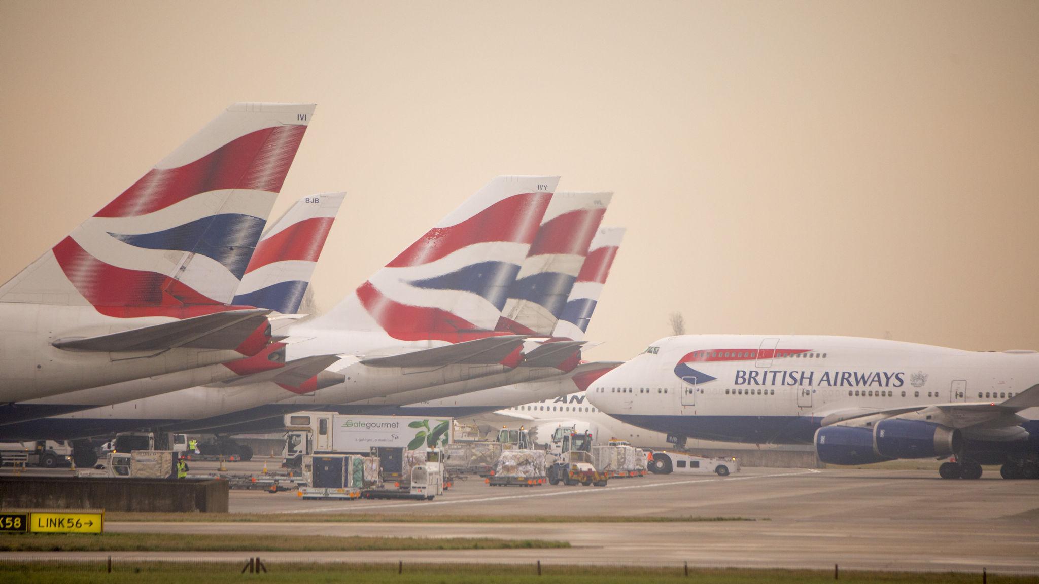 British Airways hit with record £183m fine for data breach