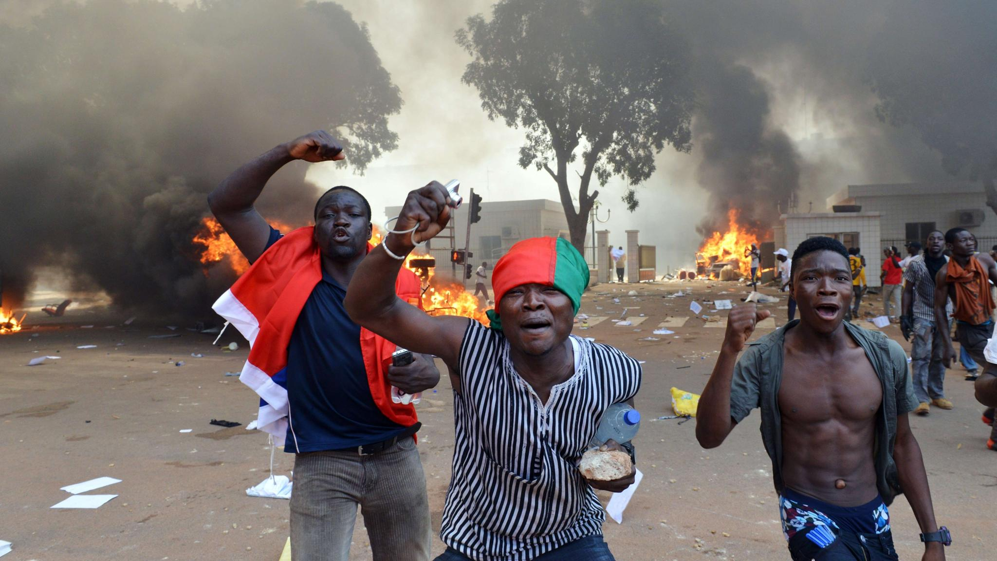 Military seizes power in Burkina Faso   Financial Times