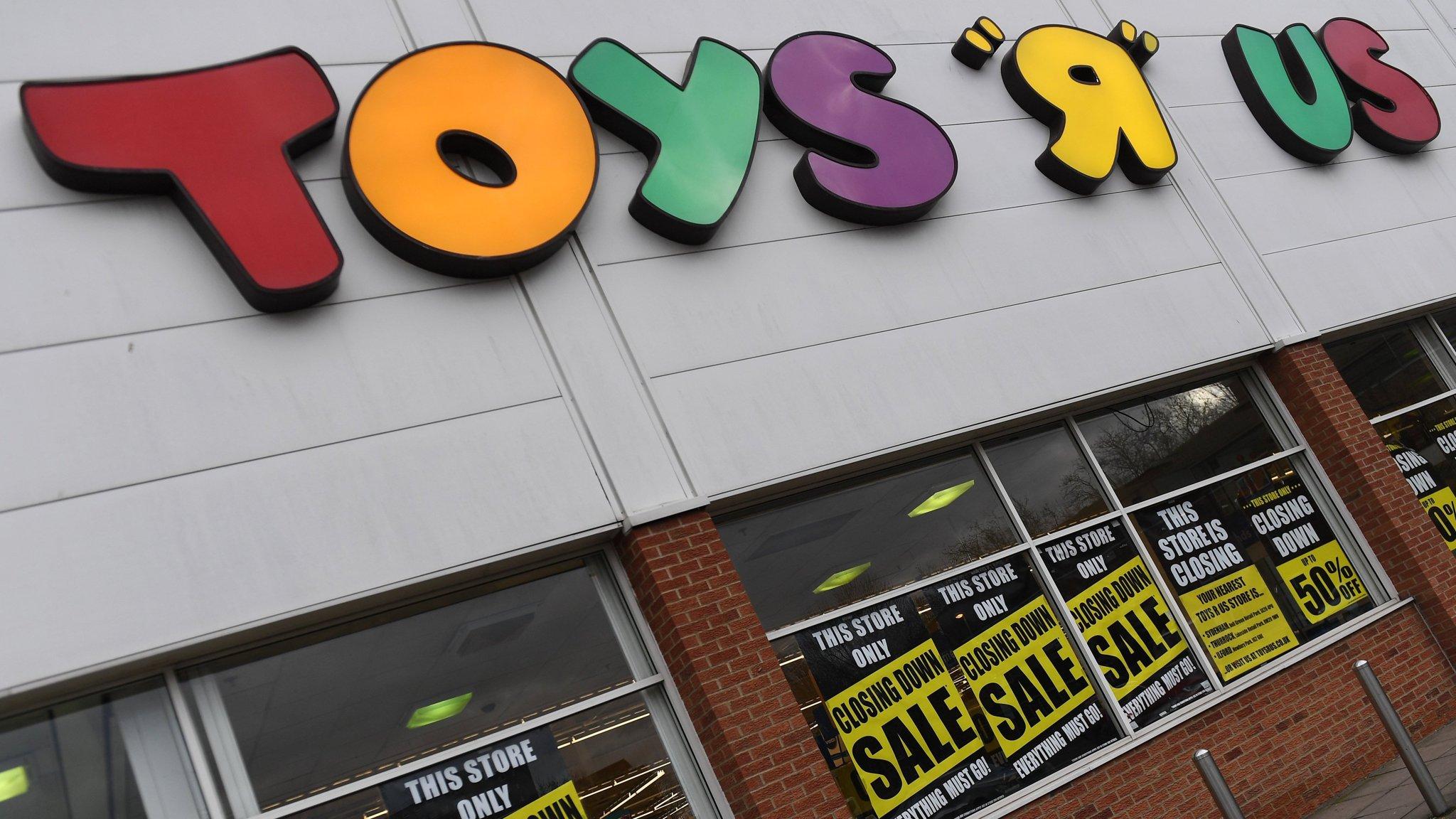 Toys R Us Tax Bill Threatens To Derail Rescue Financial Times