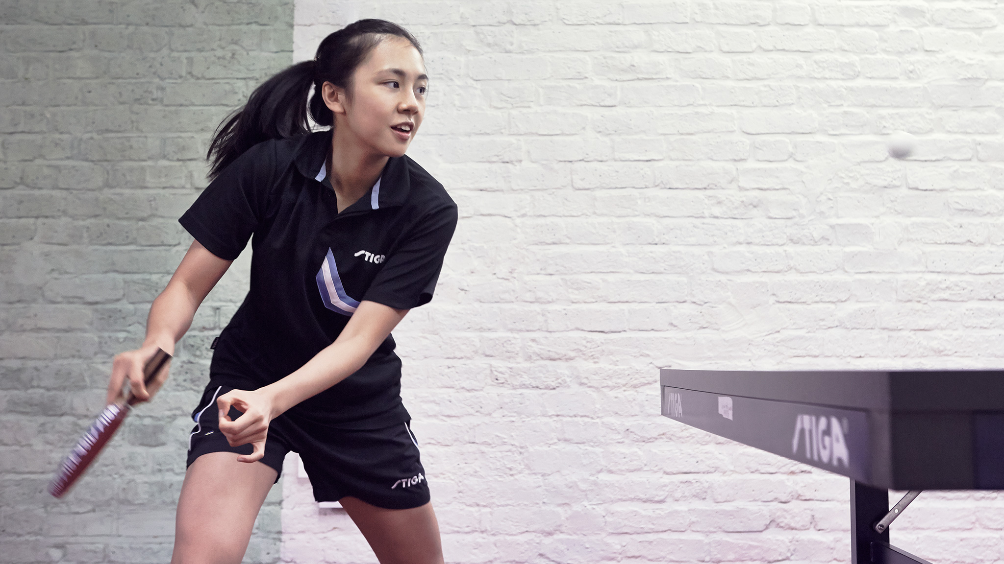 FT Masterclass: Table tennis with Tin-Tin Ho | Financial Times