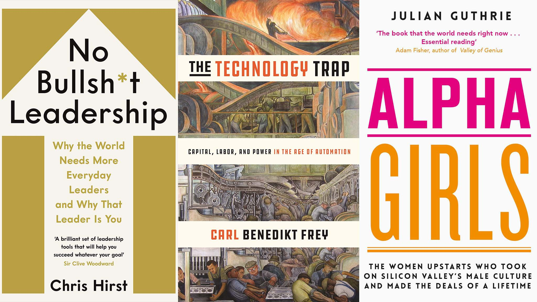Summer books of 2019: Business | Financial Times