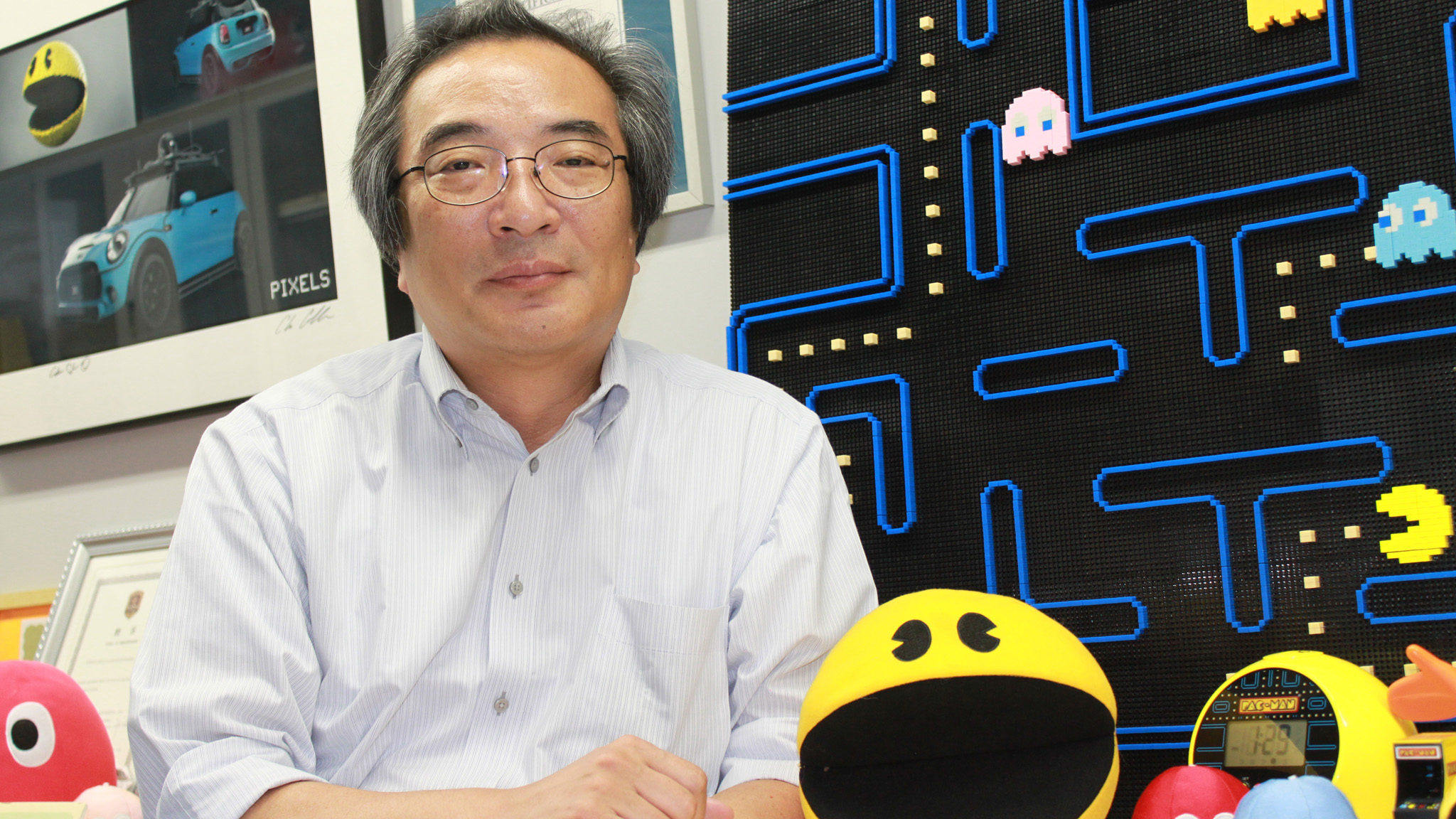 Toru Iwatani PacMan And The Real Life Of Games Design Financial - Video game designer working conditions