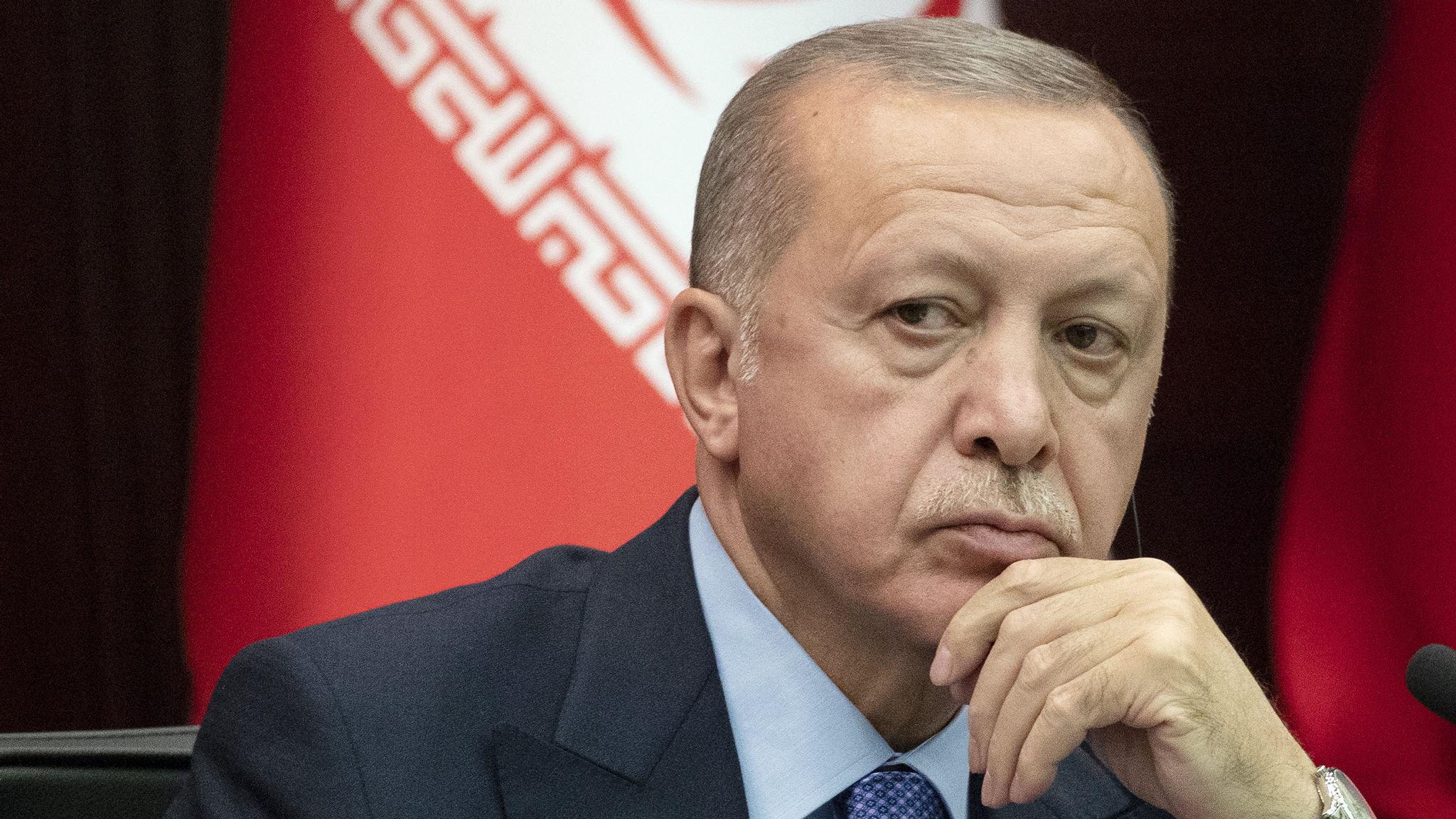 Turkey ordered by European court to free activist Osman Kavala