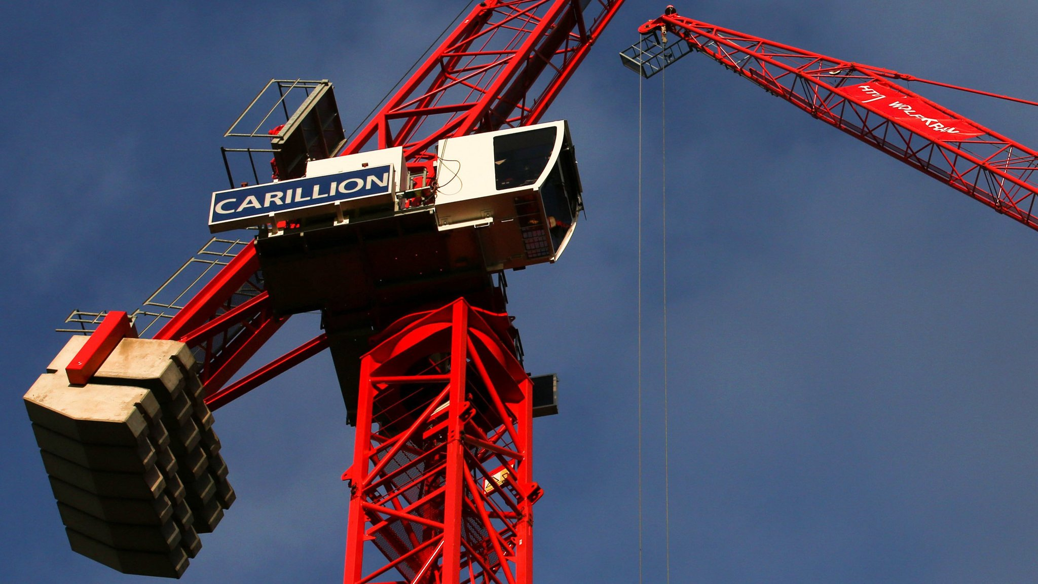 Government to hold Carillion talks on Sunday