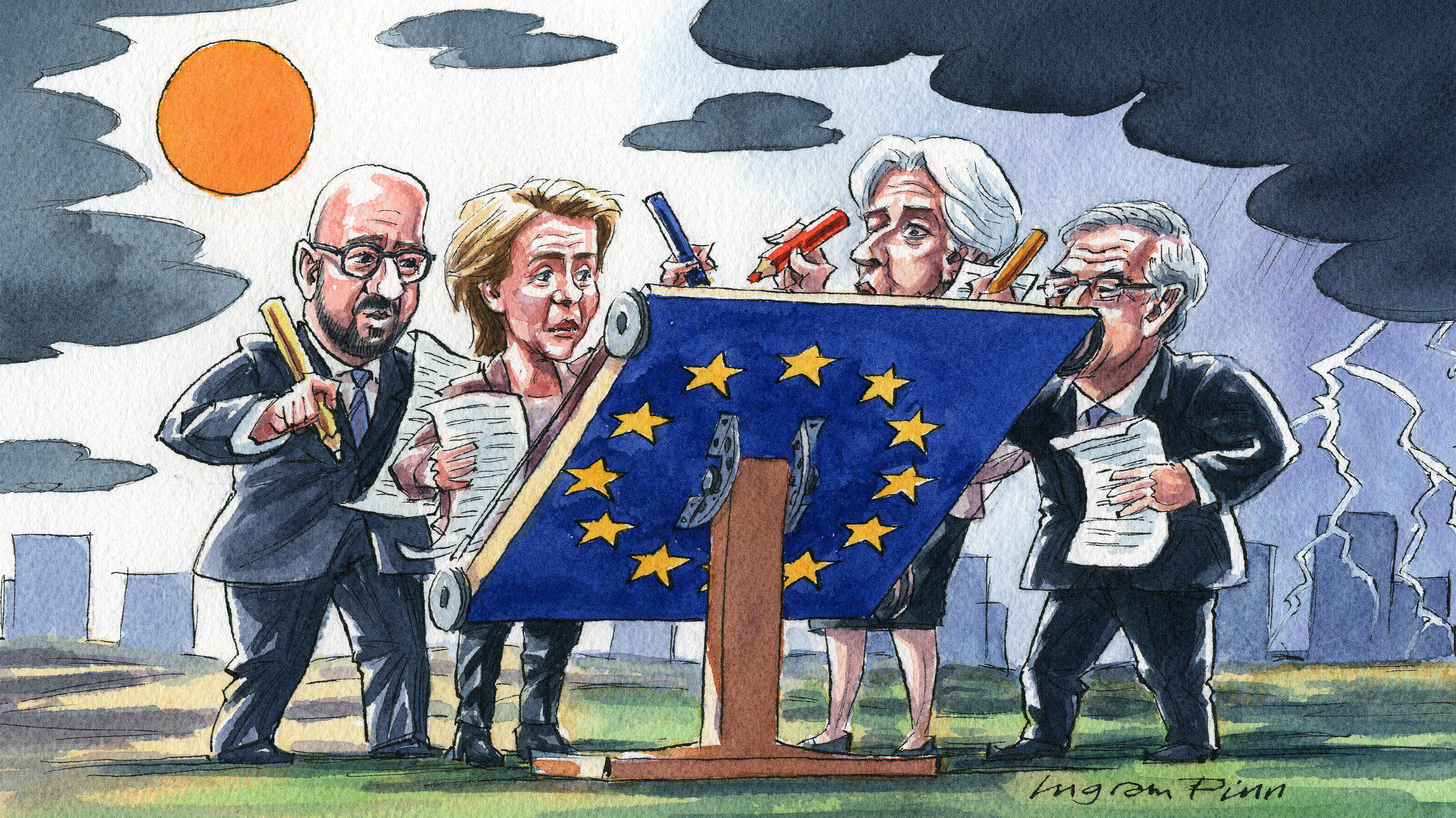 Europe must learn to expect the unexpected
