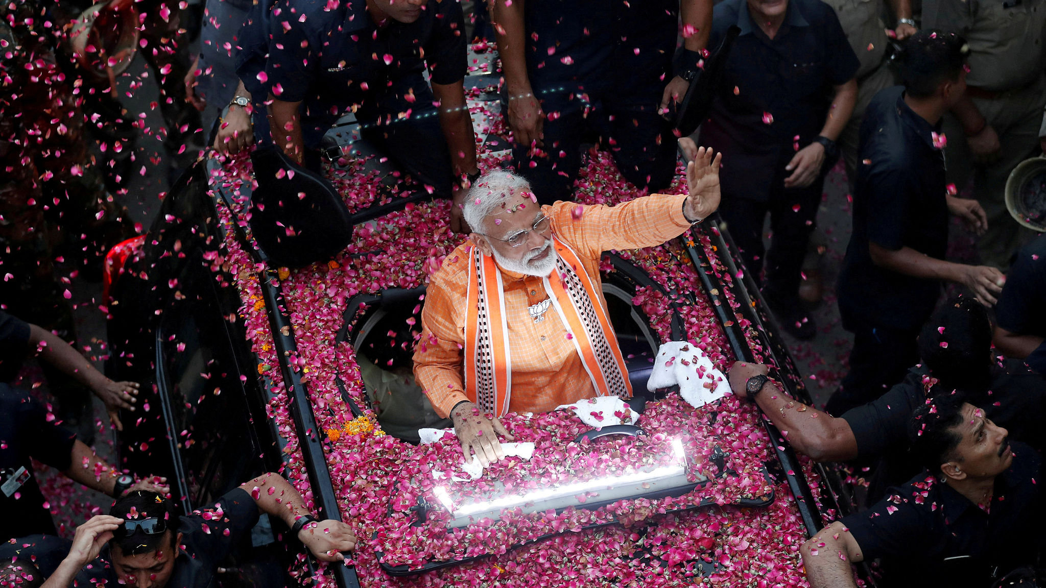 Indian election: Narendra Modi's incomplete project