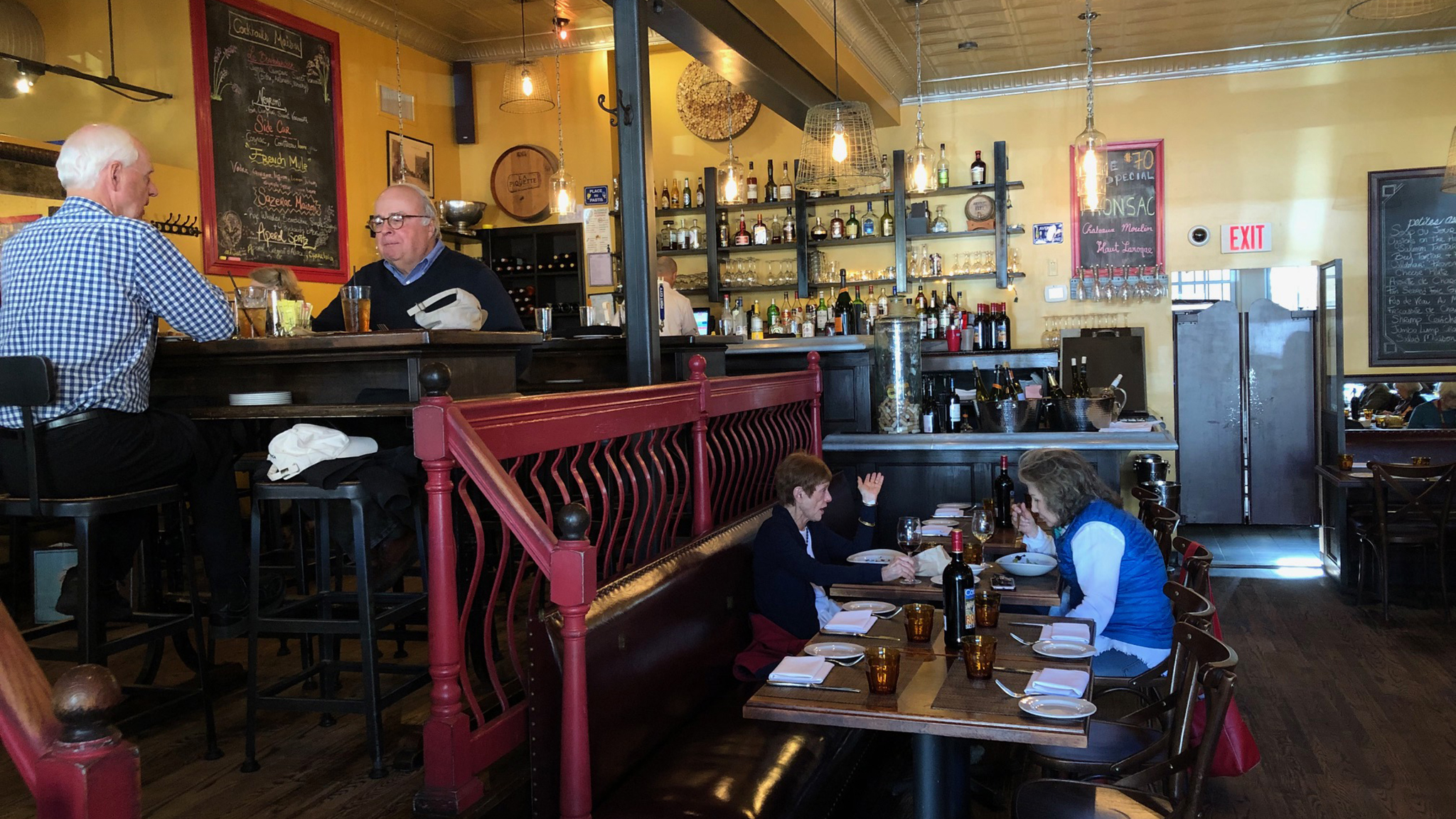 la piquette washington dc very french and highly enjoyable restaurant review financial times financial times
