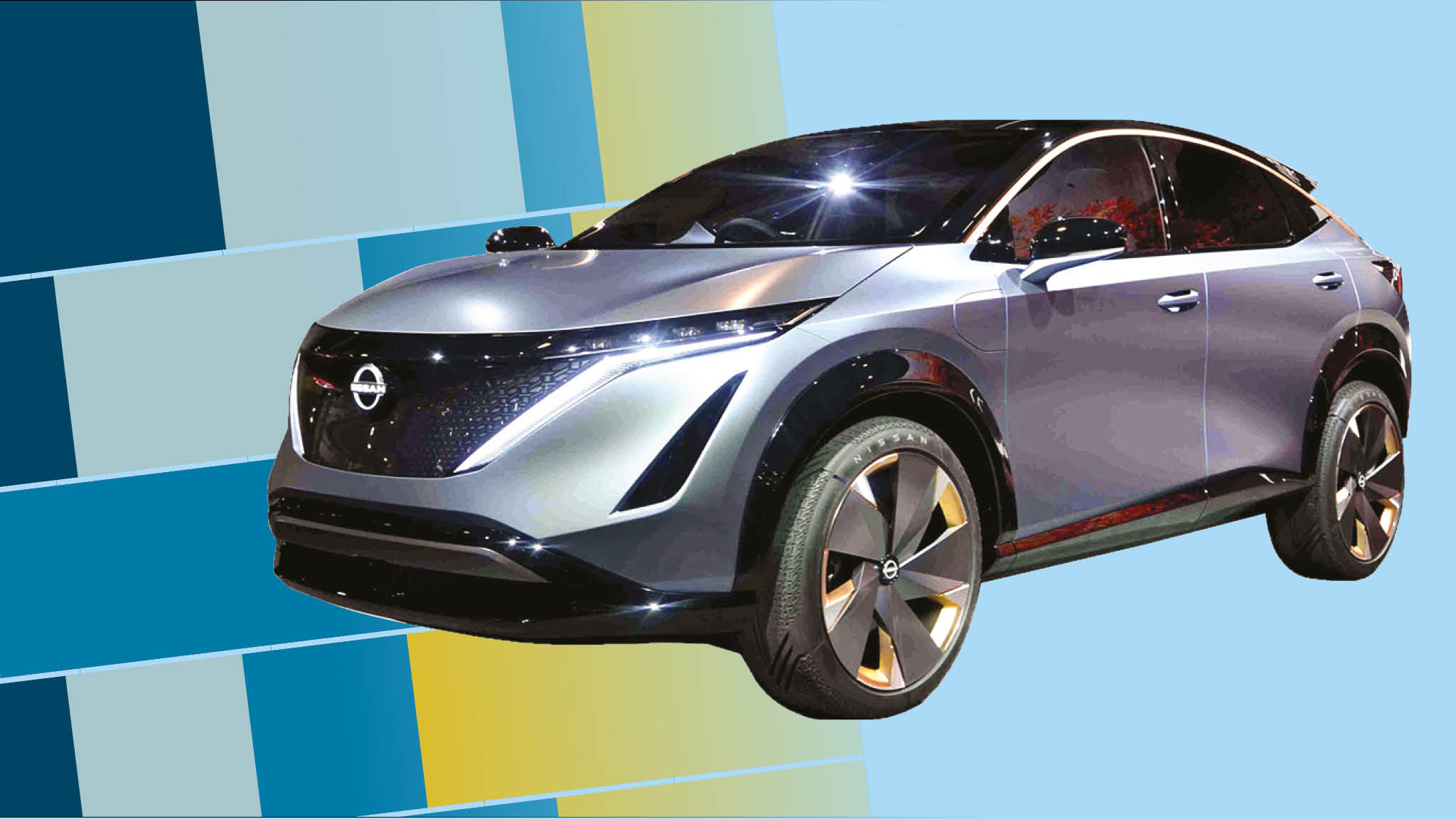 Nissan Aims To Restore Pole Position In Electric Car Market Financial Times