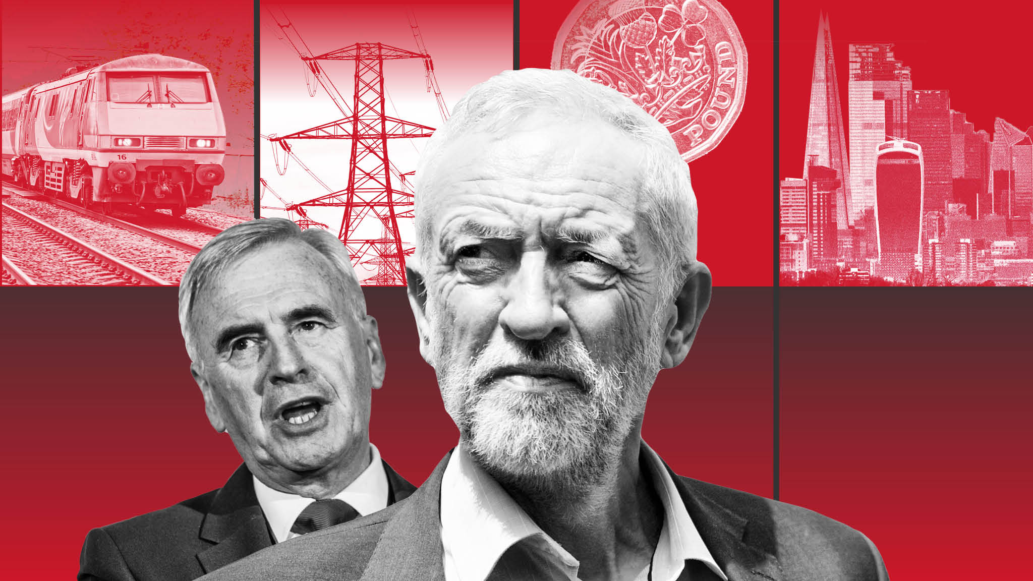 Jeremy Corbyn's plan to rewrite the rules of the UK economy