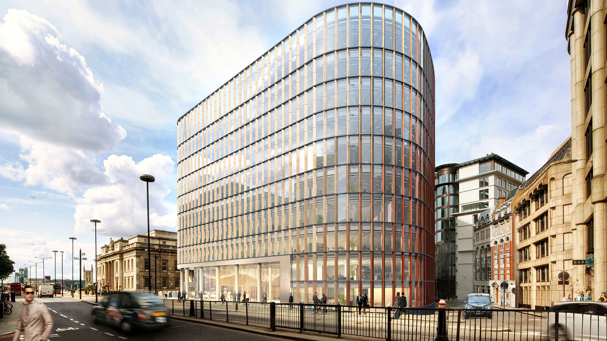 Wells Fargo spends £300m on European headquarters in London
