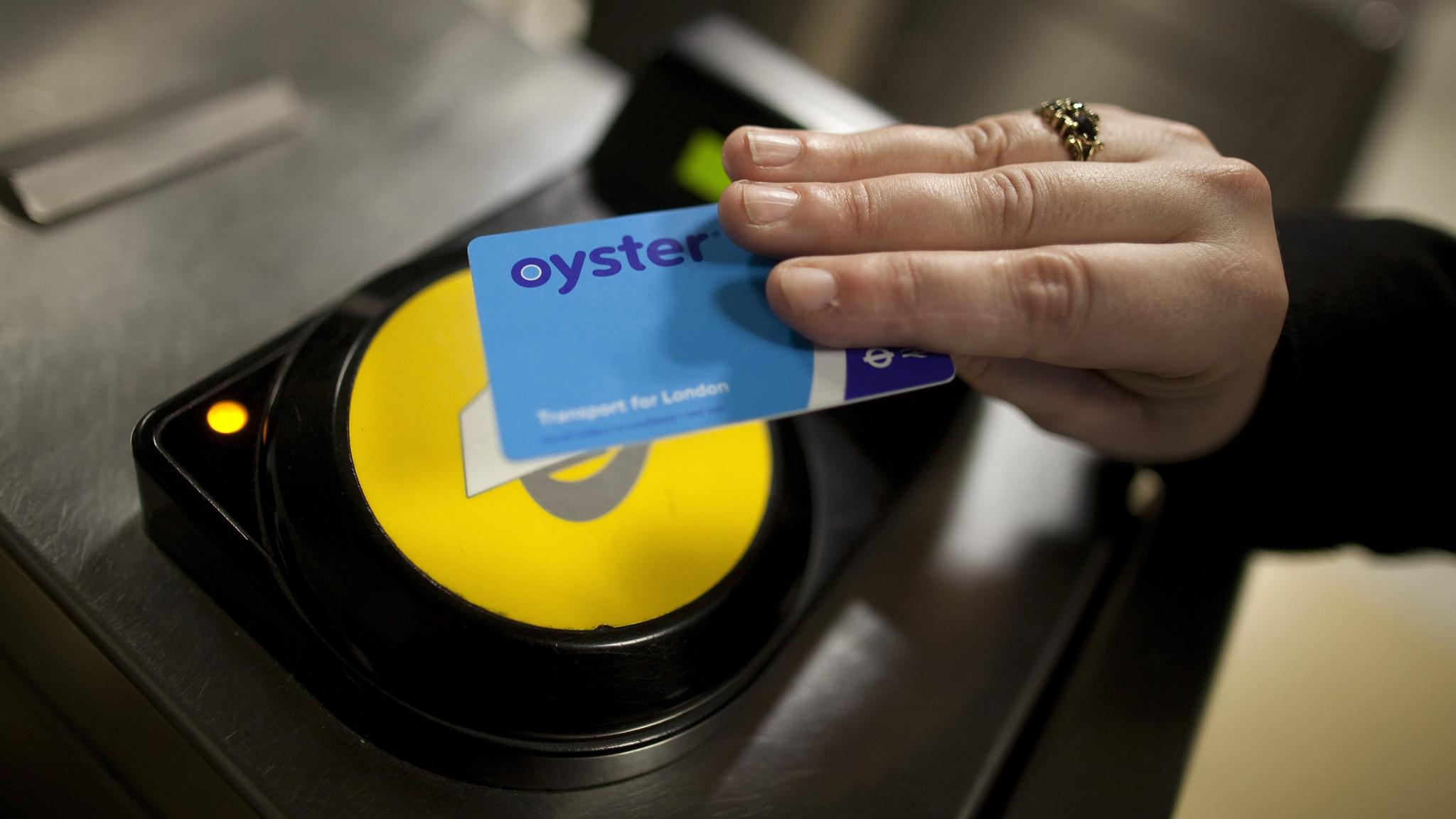 TfL: The billionth journey using contactless payment on London's transport  network has been made