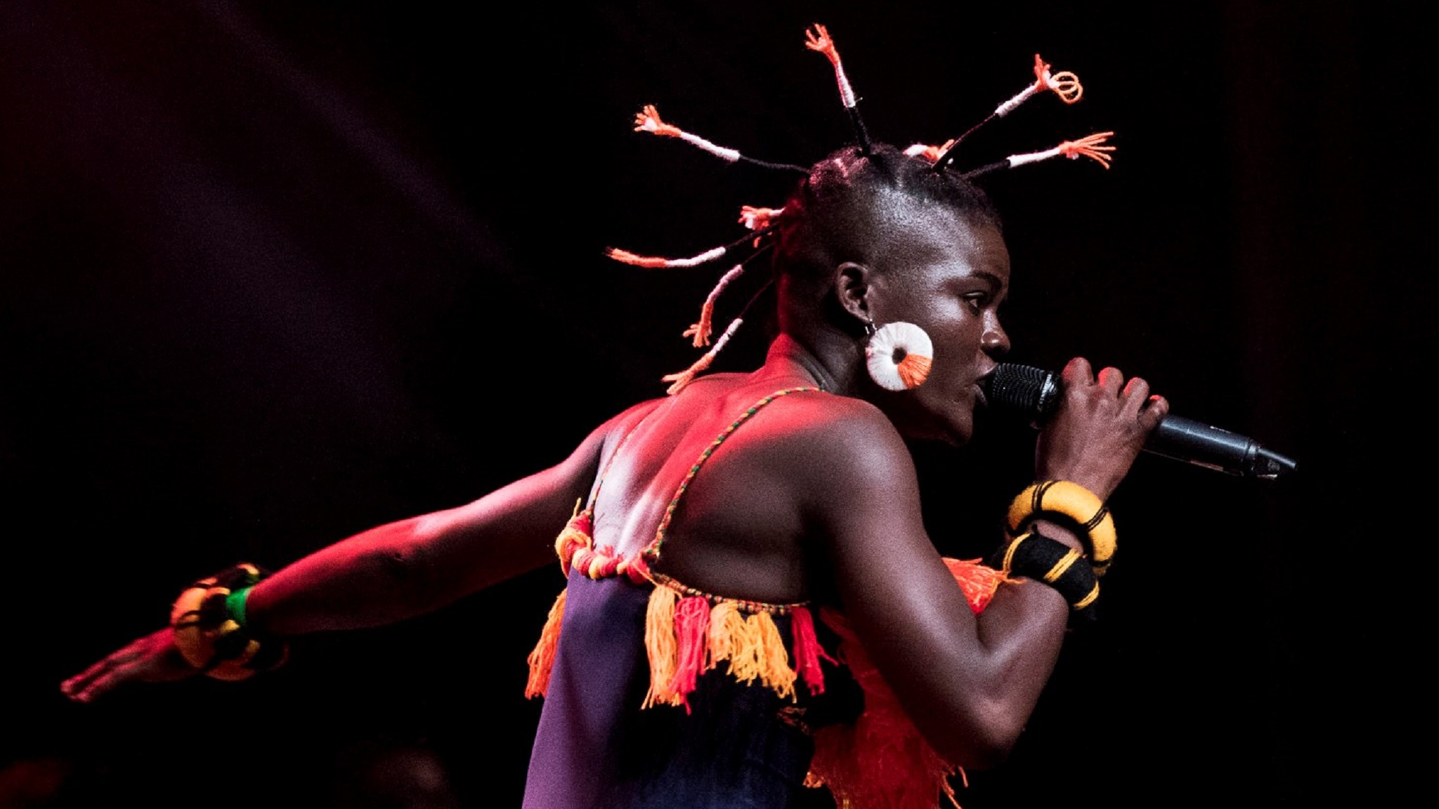 Wiyaala The Afropop Star Defying Ghanaian Norms Financial Times