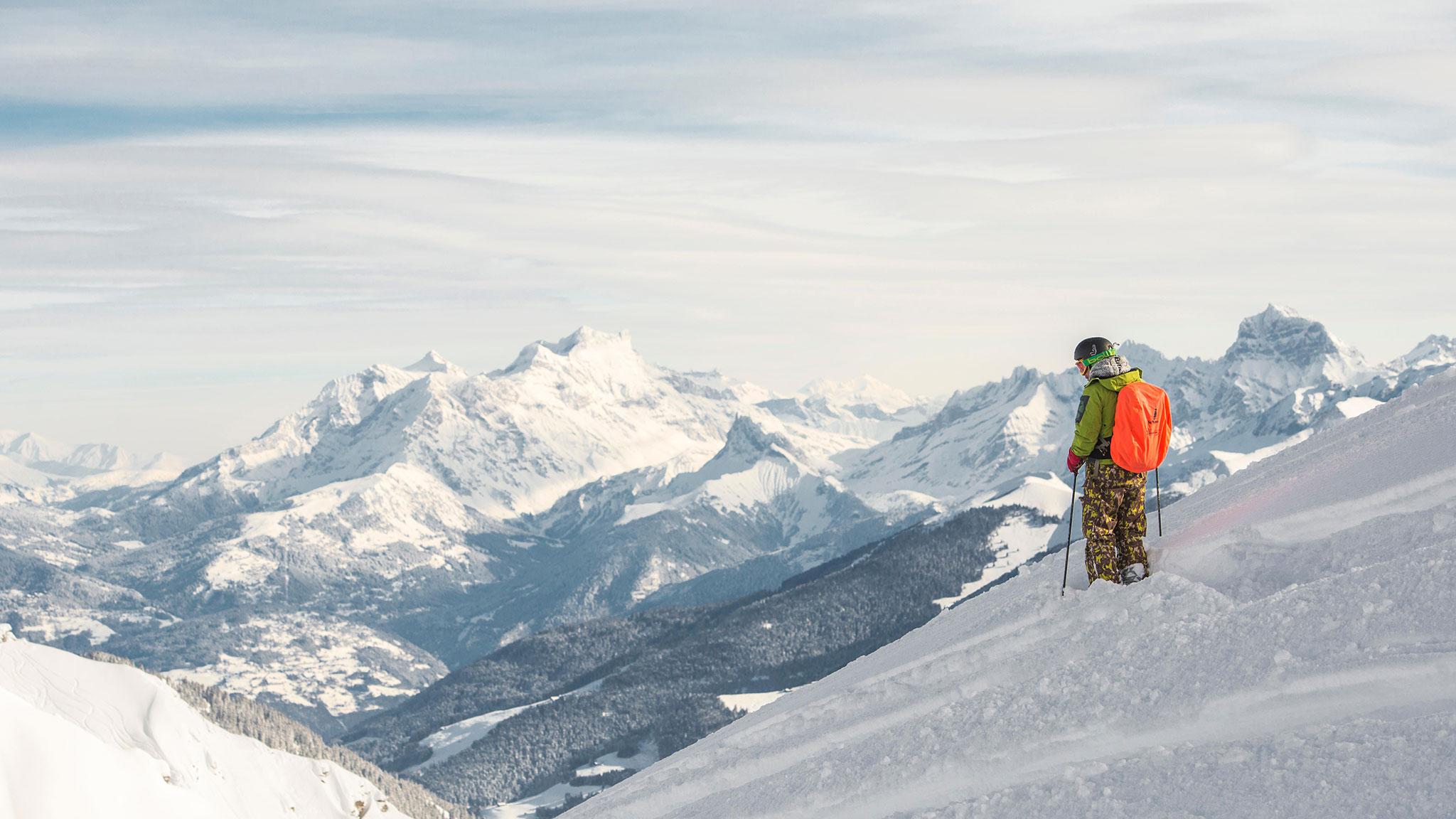 Crawl Walk Ski Snow Sports Funny Future Skier Slopes Instructor Skies Mountain Winter Cool Toddler Shirt