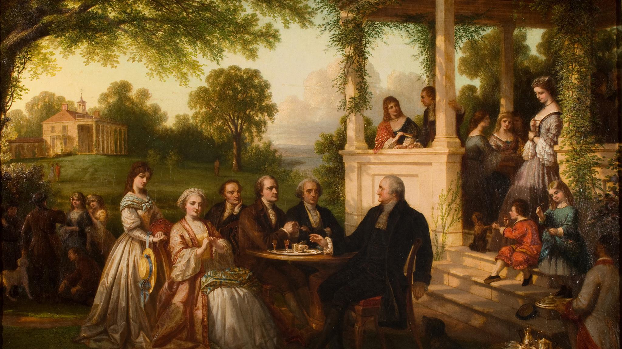 Washington, Jefferson, Victoria: history's gardening obsessives