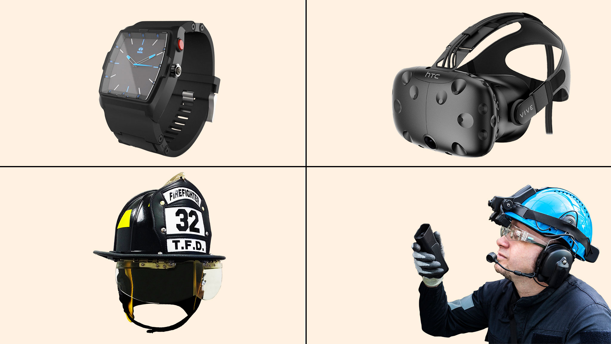 Wearable devices aim to reduce workplace accidents