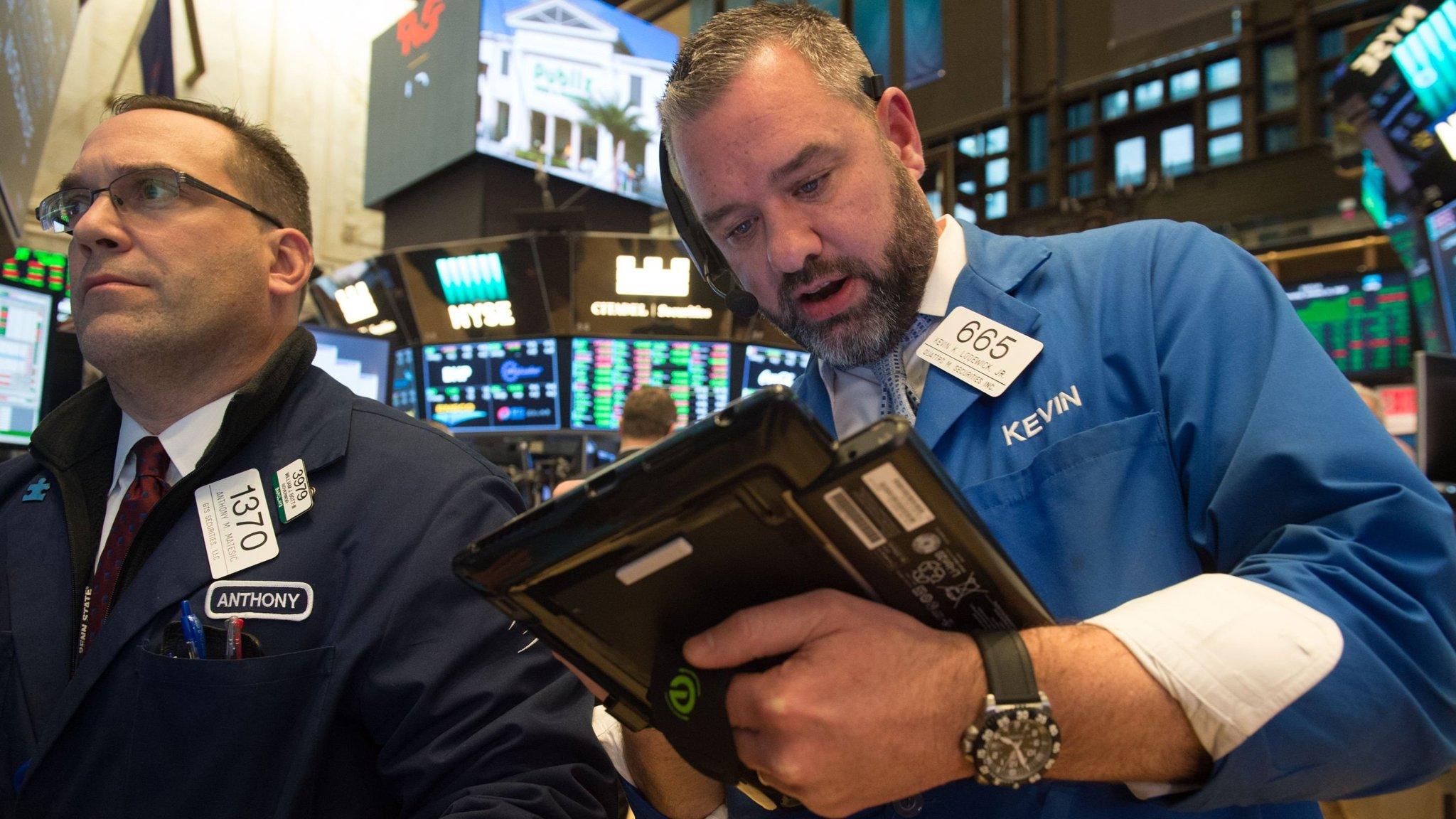 US 10-year Treasury yield at highest since Trump win