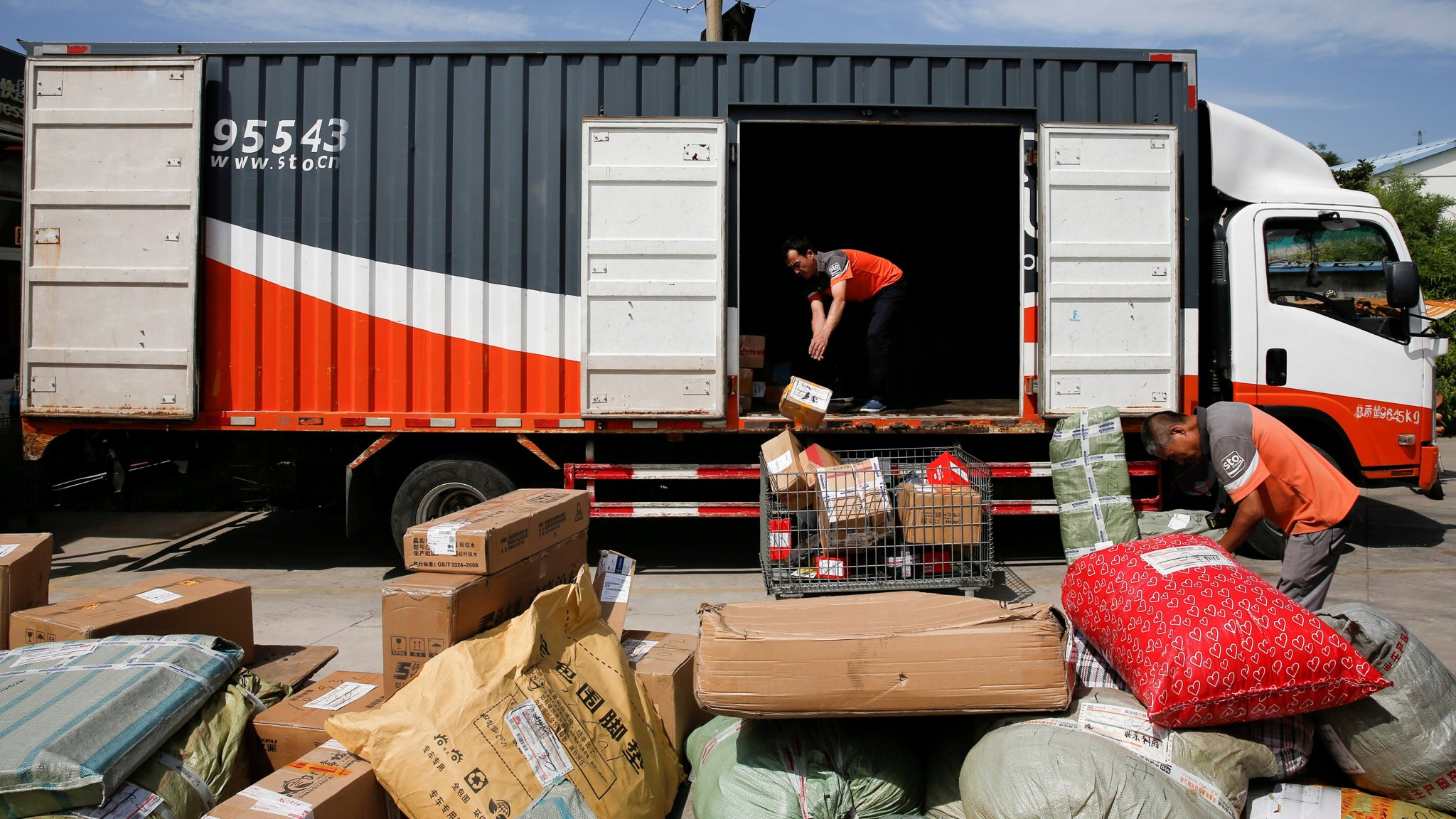 Alibaba tightens grip on China logistics sector | Financial