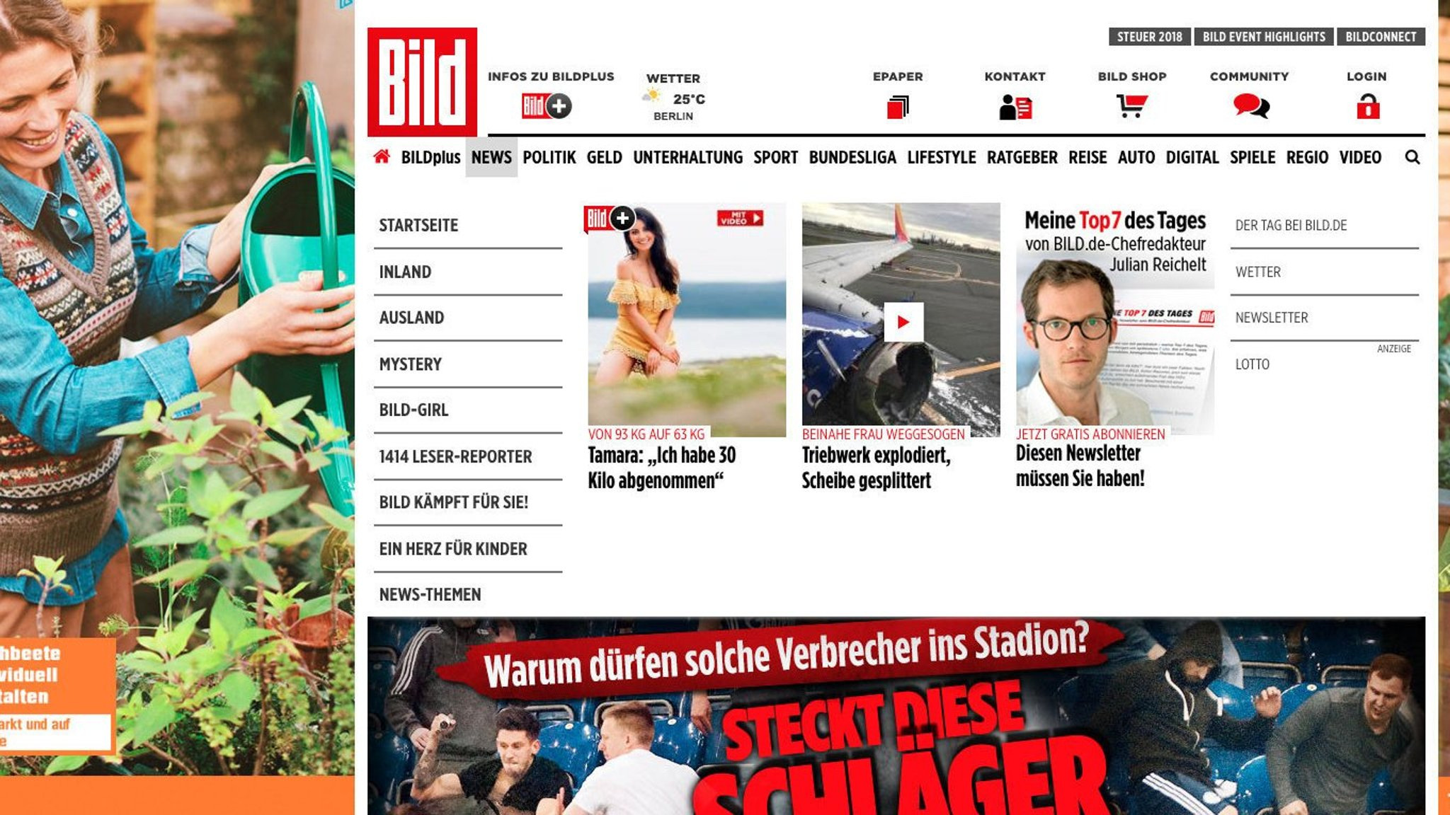Axel Springer suffers setback in ad-blocker fight | Financial Times