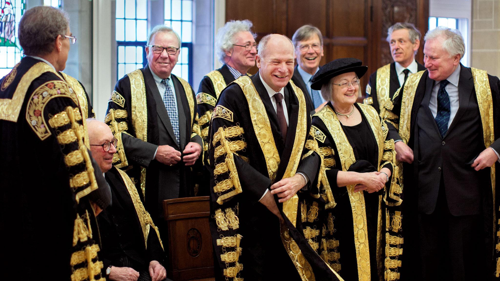 british institutions: the supreme court