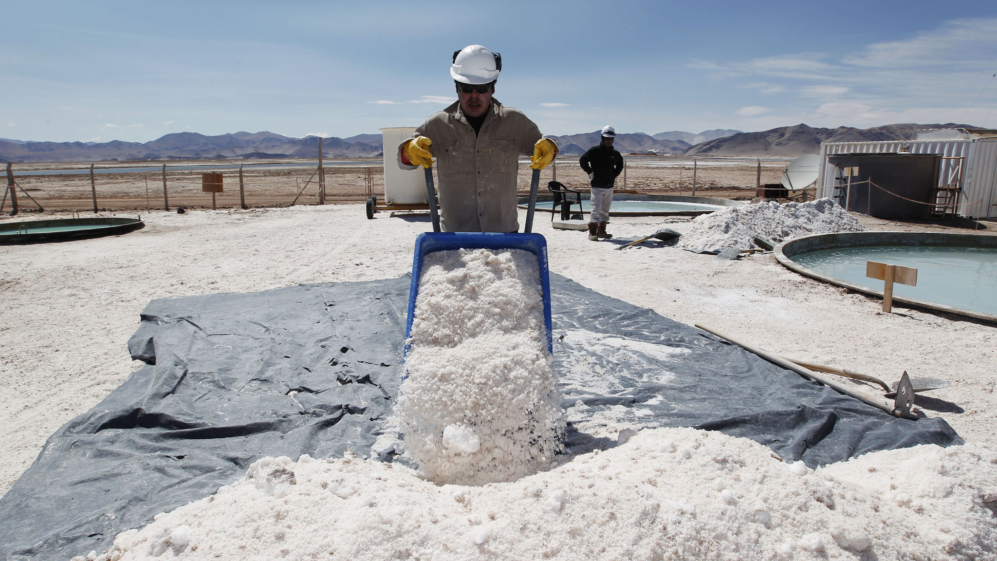 Rio Tinto has 'eureka moment' with California lithium discovery