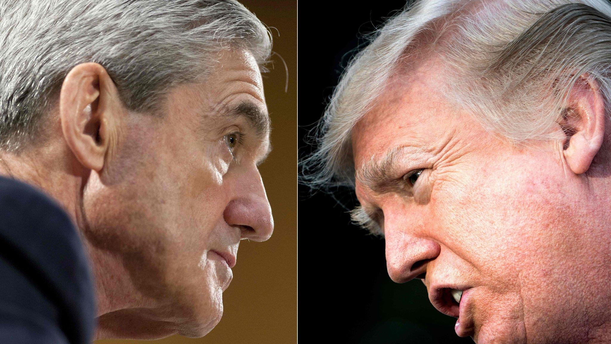 Trump's plan to fire Mueller fuels Russia suspicions