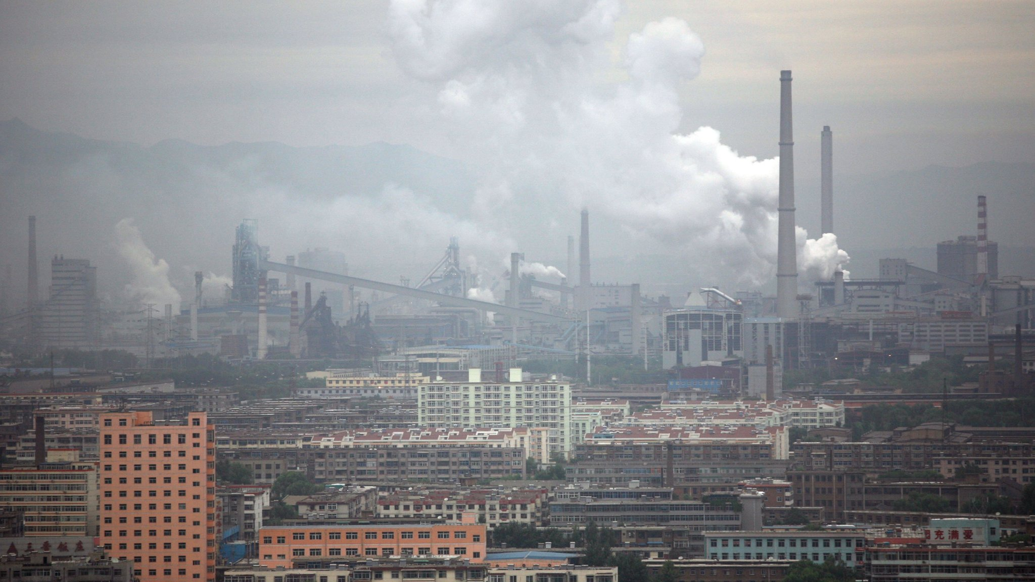 China spends $36bn on coal-fired power despite emissions goals | Financial Times