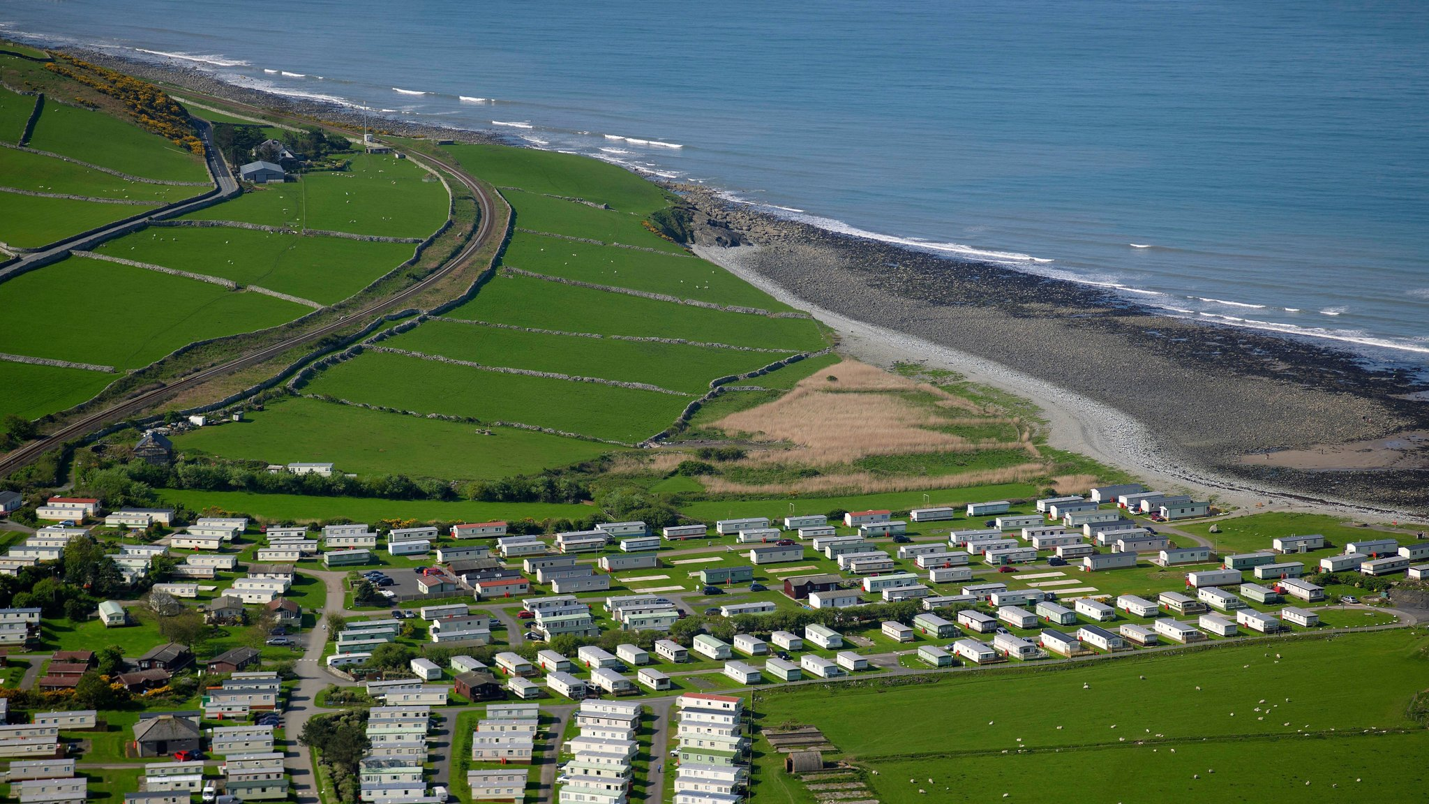 Caravan parks snapped up as Brexit fuels demand for UK breaks