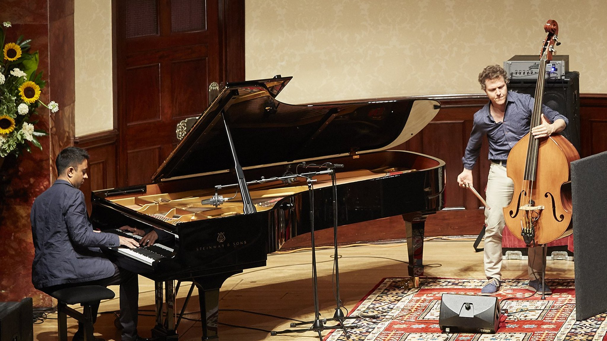 Vijay Iyer Trio, Wigmore Hall, London — changes of mood | Financial