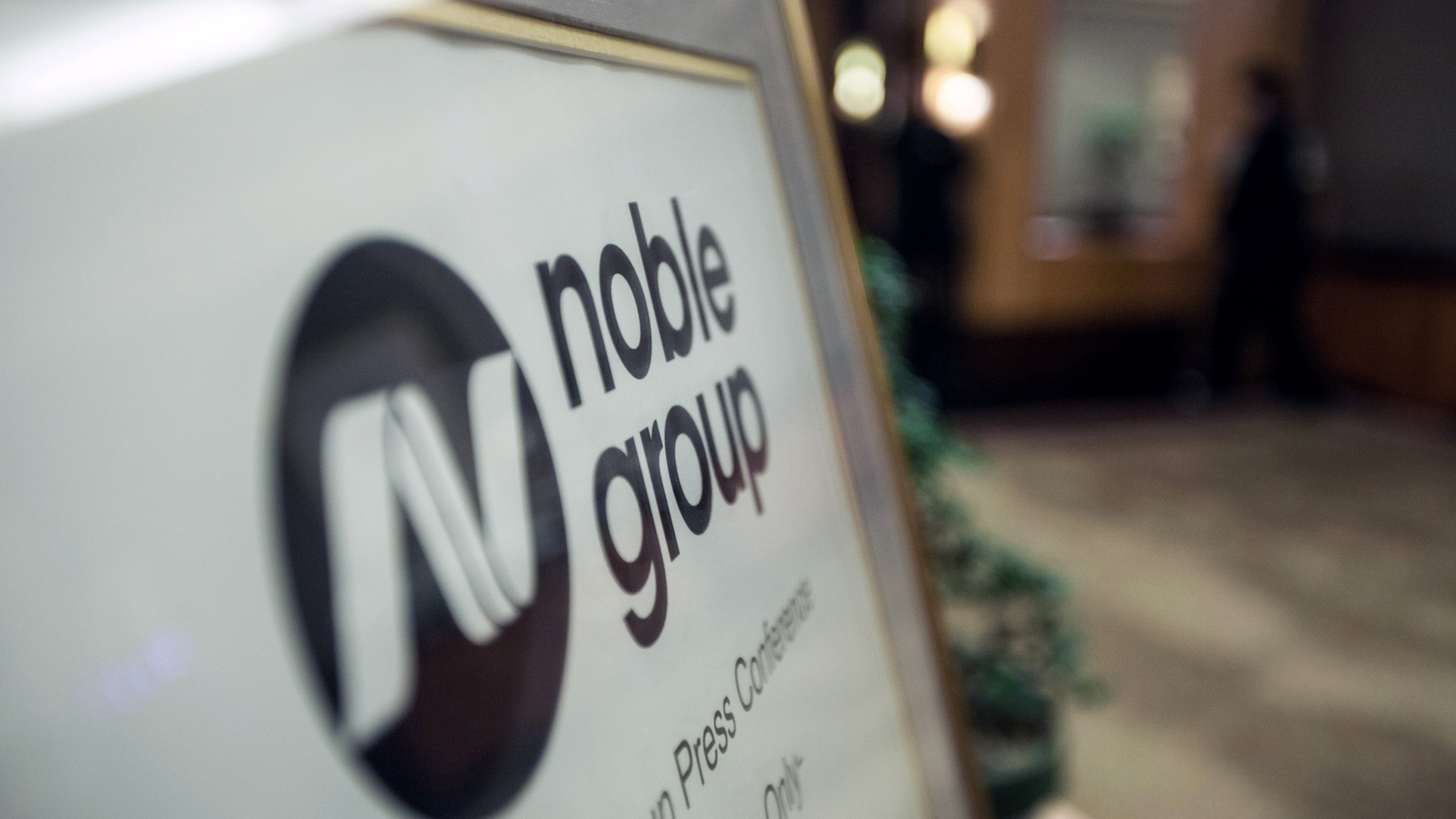 Noble shareholders to face heavy hit under debt restructuring plan