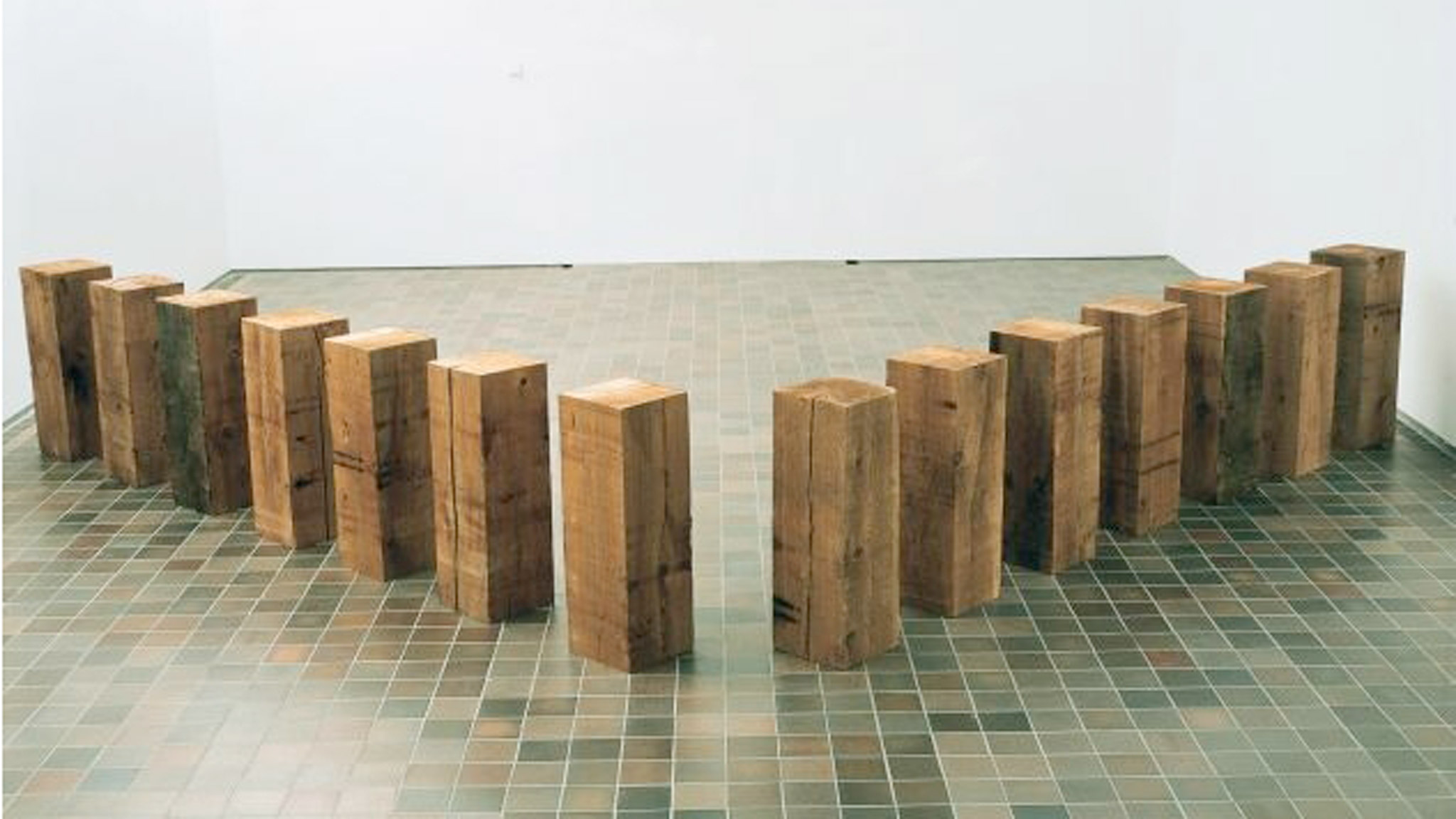 Carl Andre: Mass Matter, Turner Contemporary, Margate | Financial Times