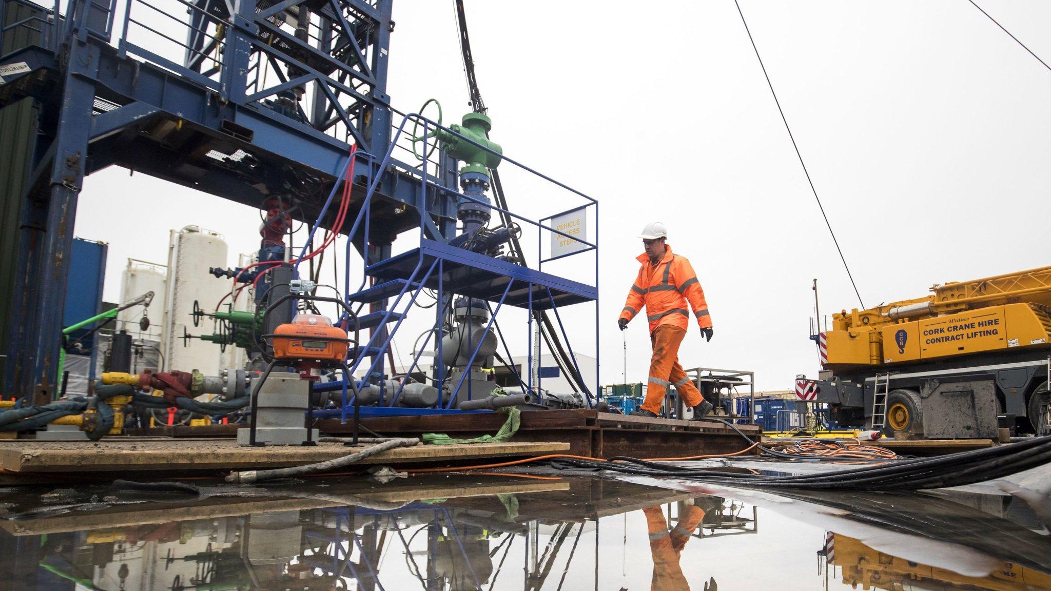 Cuadrilla records largest tremor at Lancashire fracking site