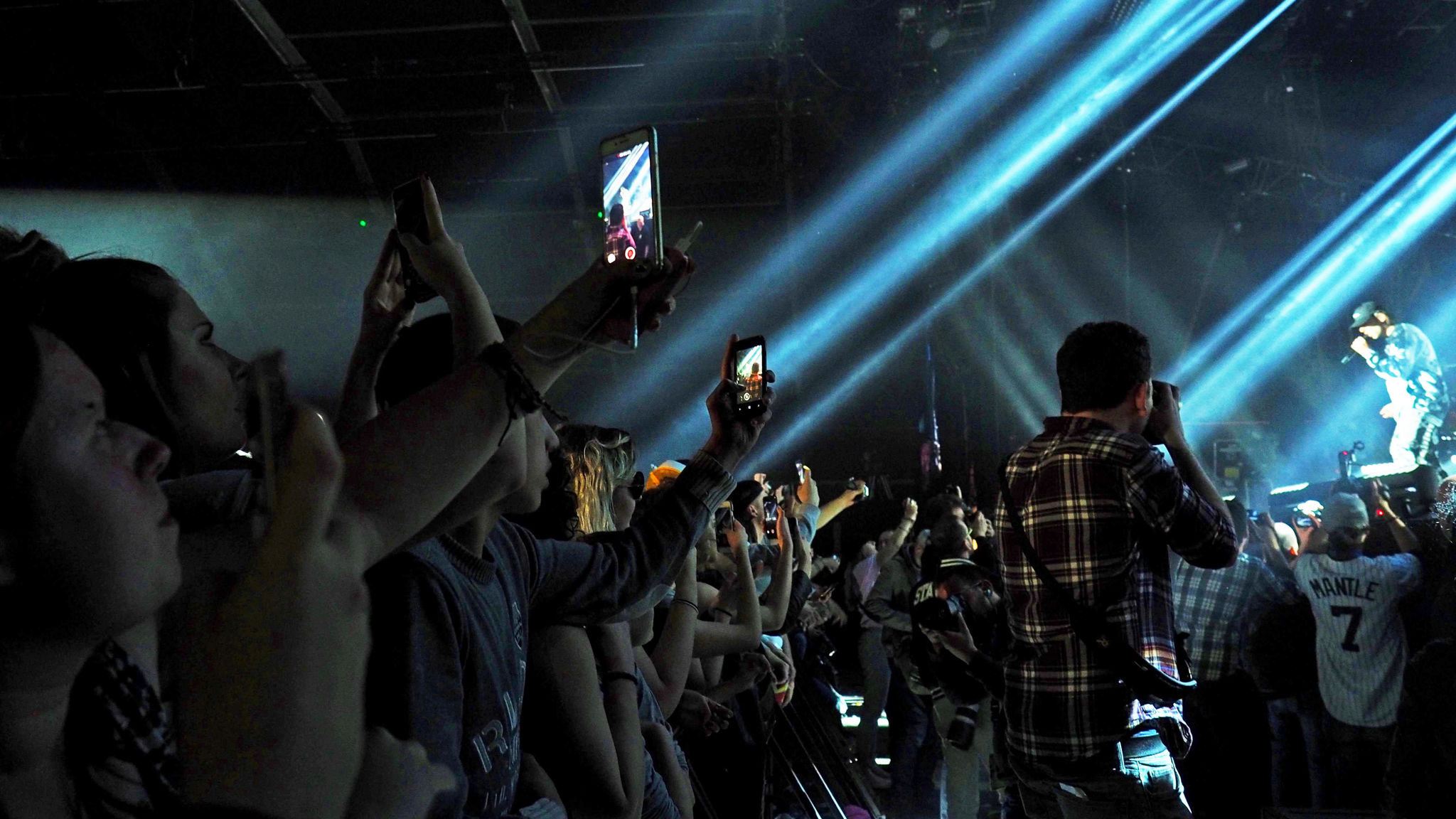 Forget brain chips, live experiences are the future of entertainment