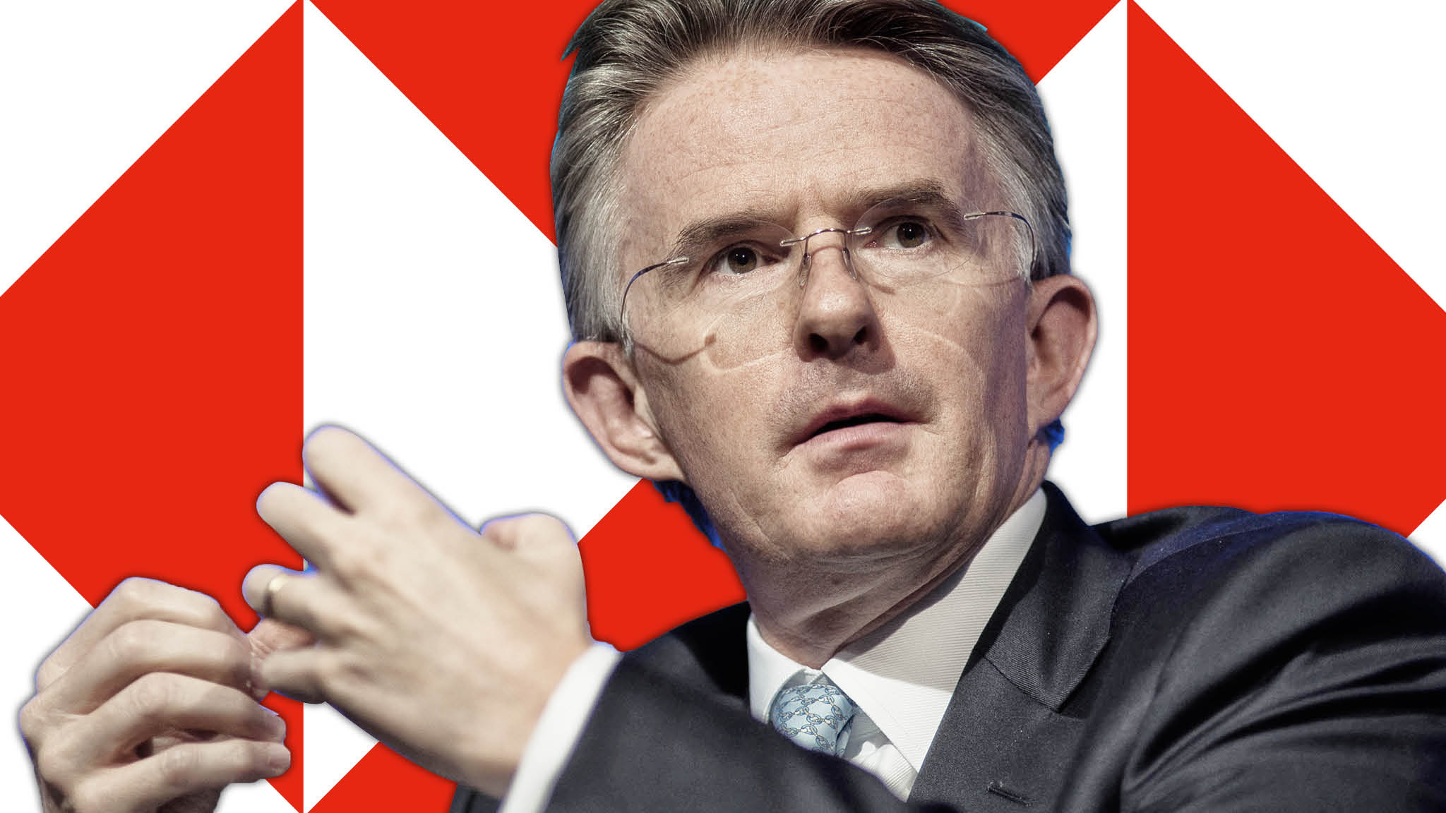 John Flint: the HSBC lifer who quietly made his way to the