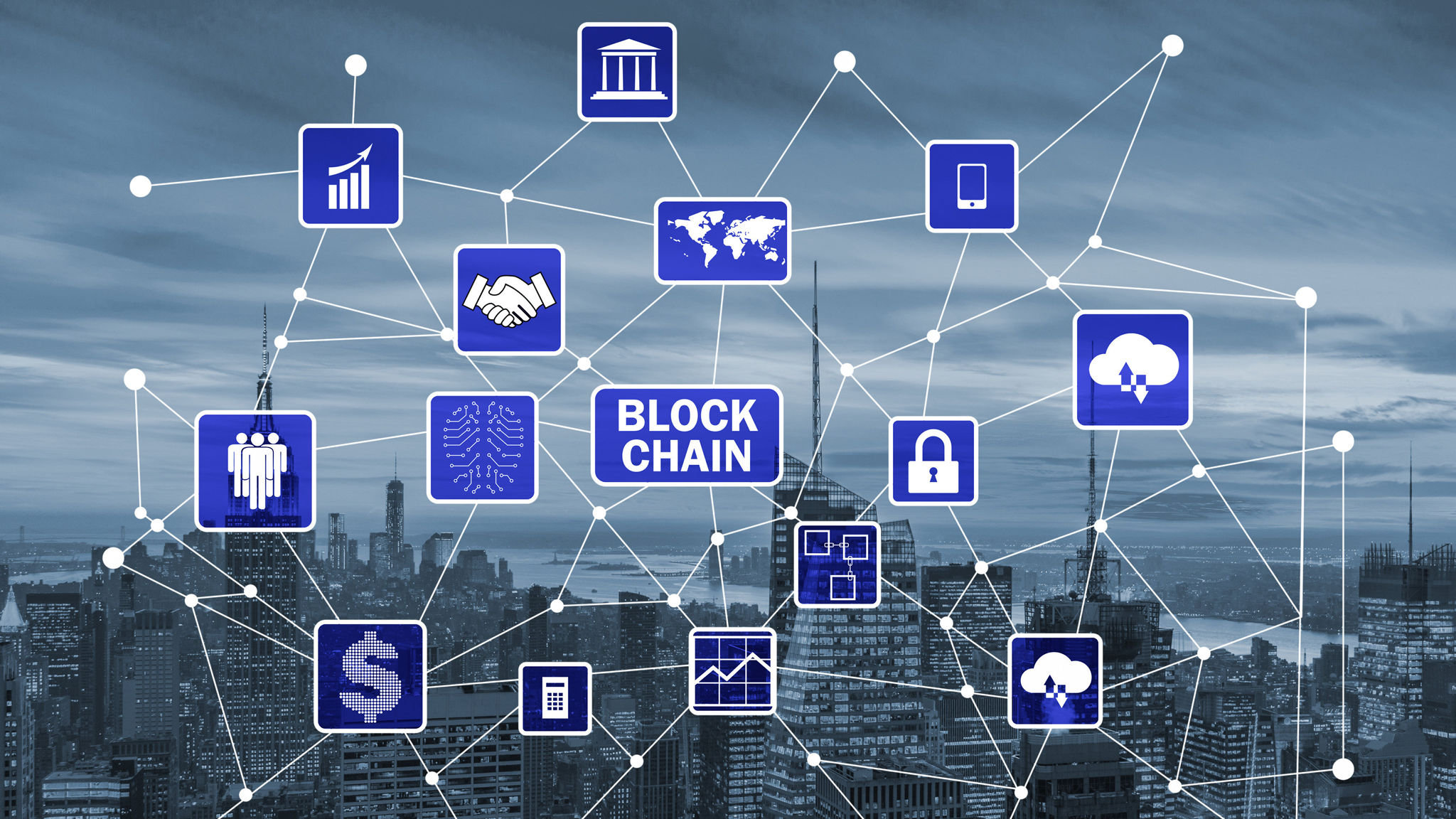 Blockchain: disillusionment descends on financial services