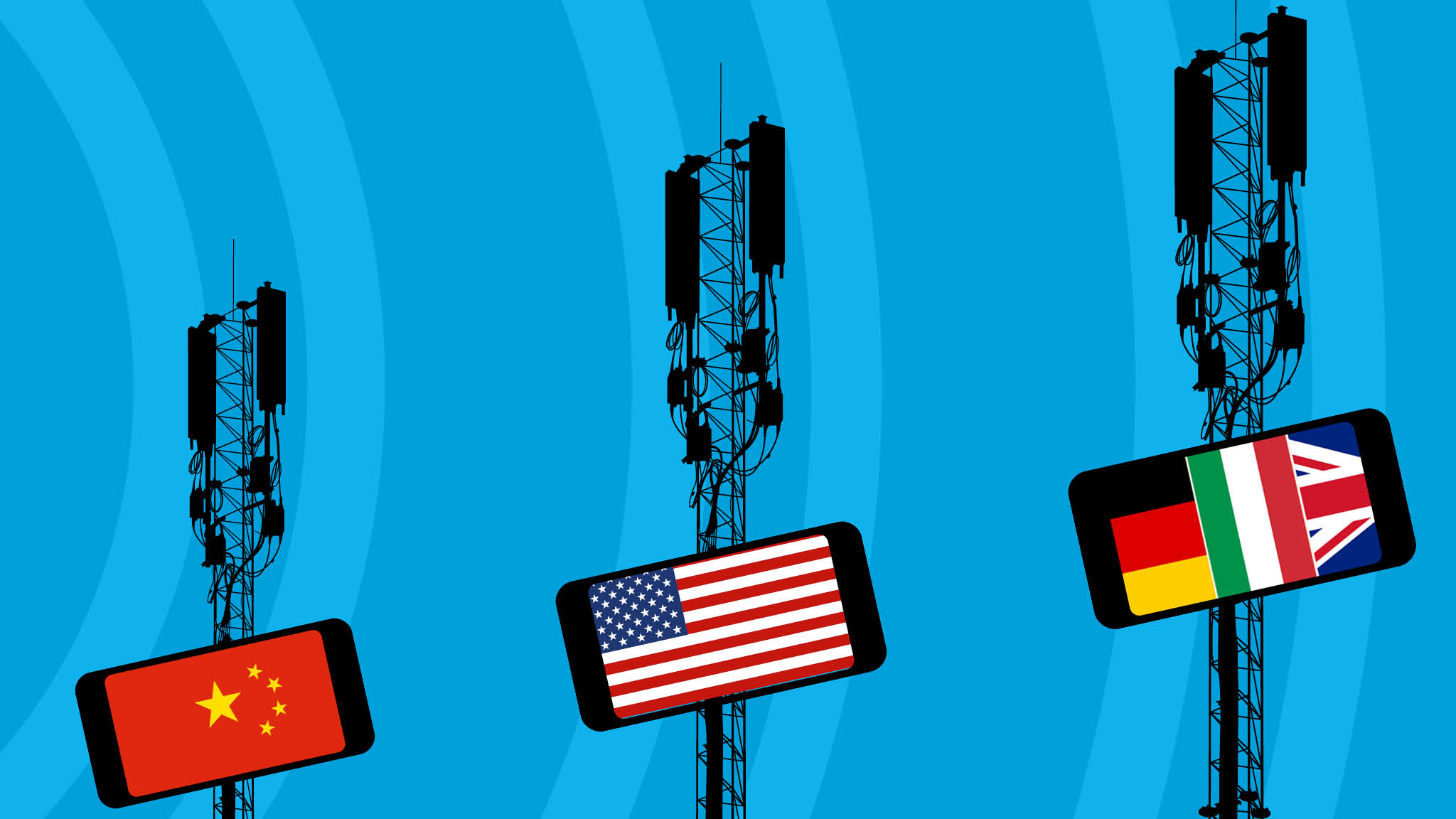 5G: how the airwaves became an 'electromagnetic cash cow'