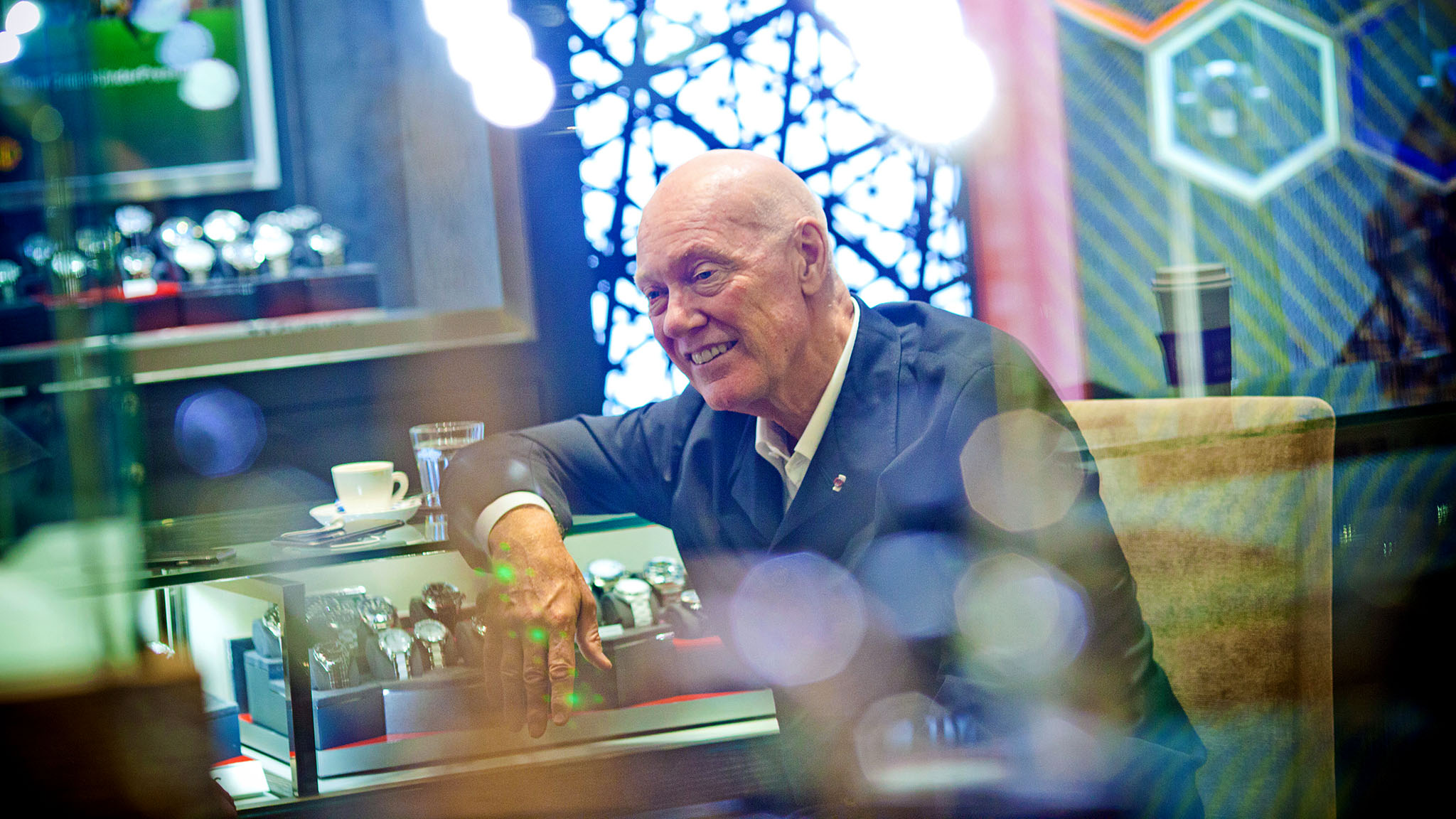 Jean-Claude Biver: shrewd timing helped face down crisis